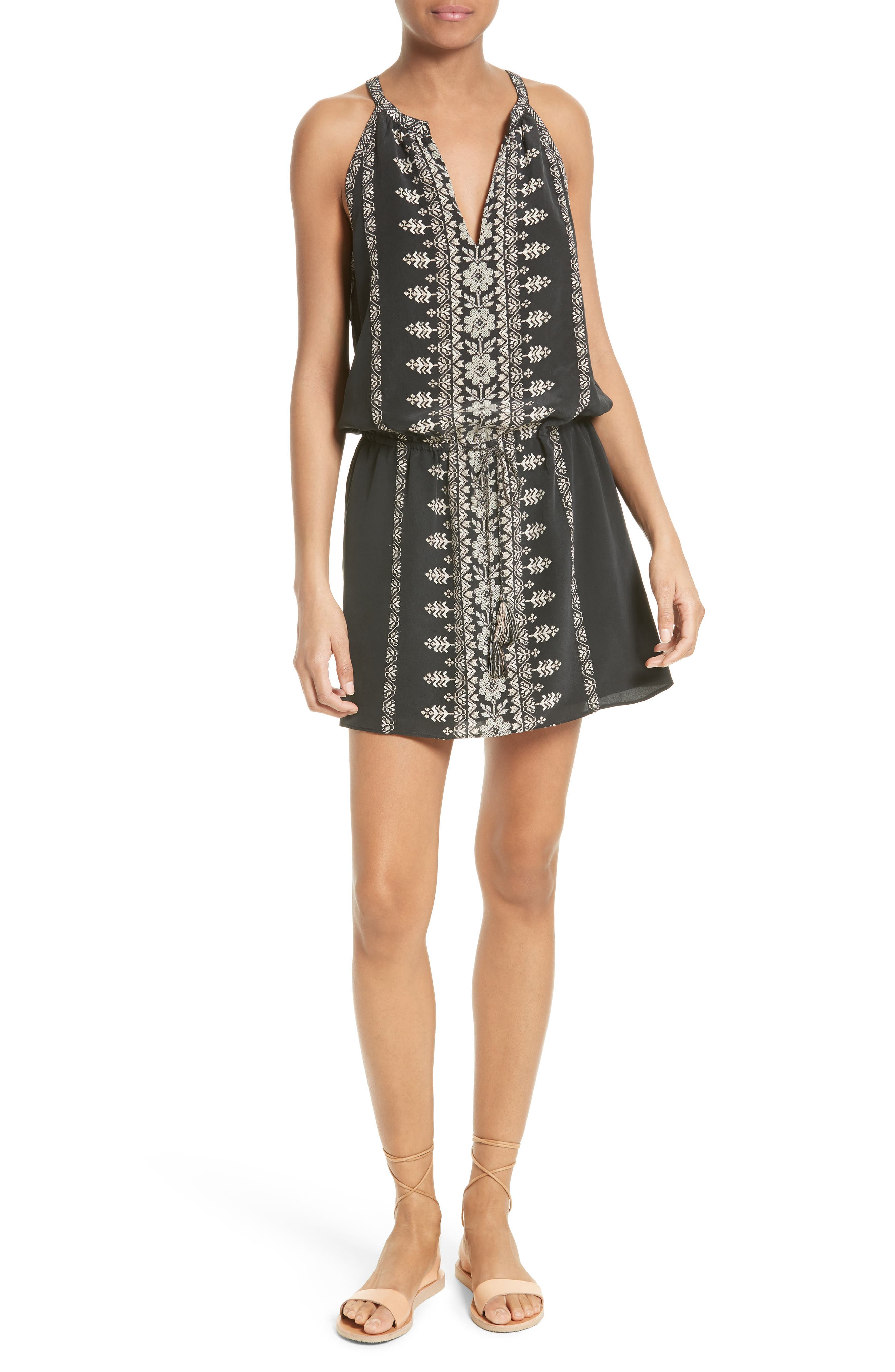 Joie Odana Silk Sheath Dress