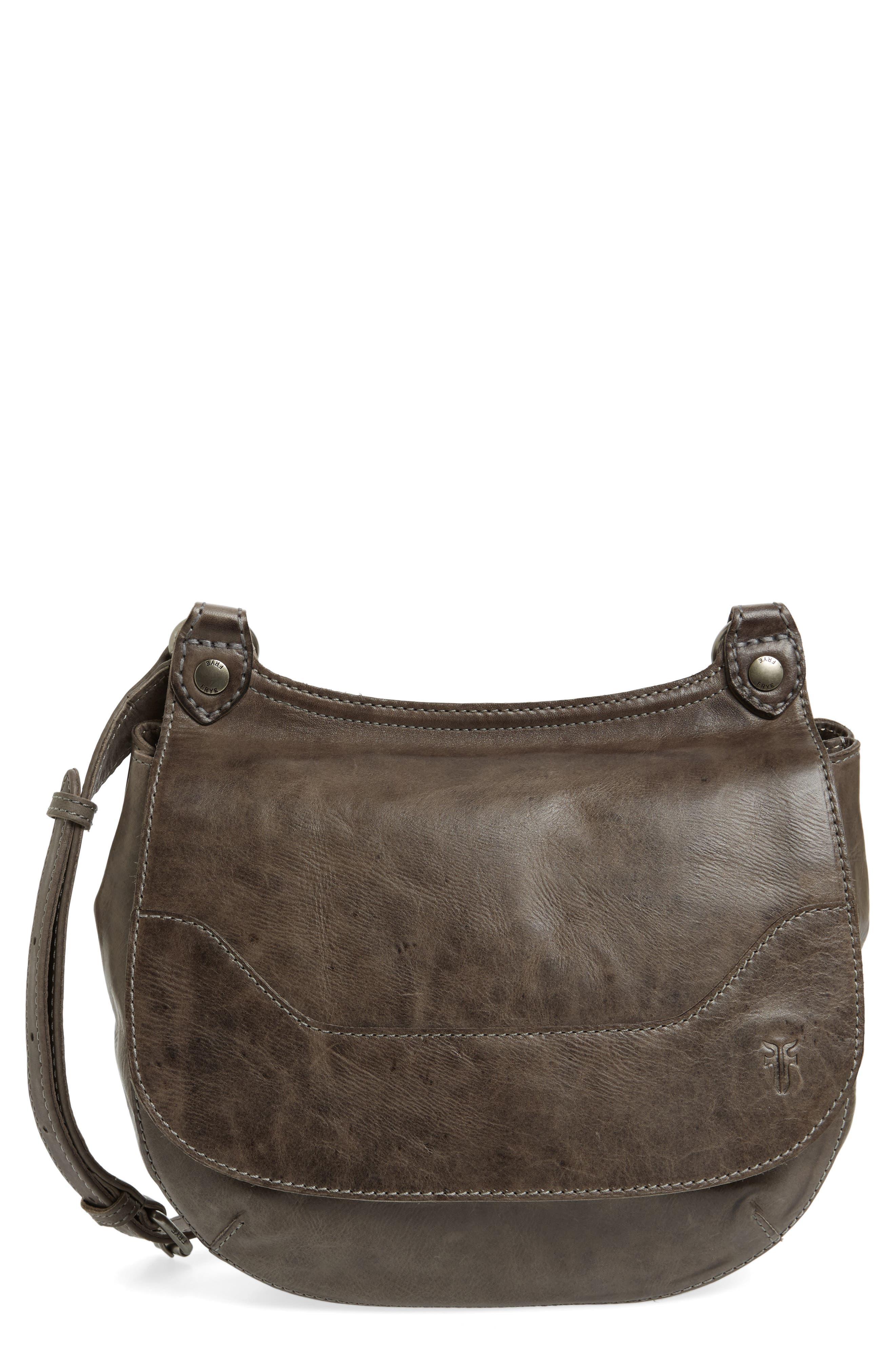Frye 'Melissa' Leather Crossbody Bag
