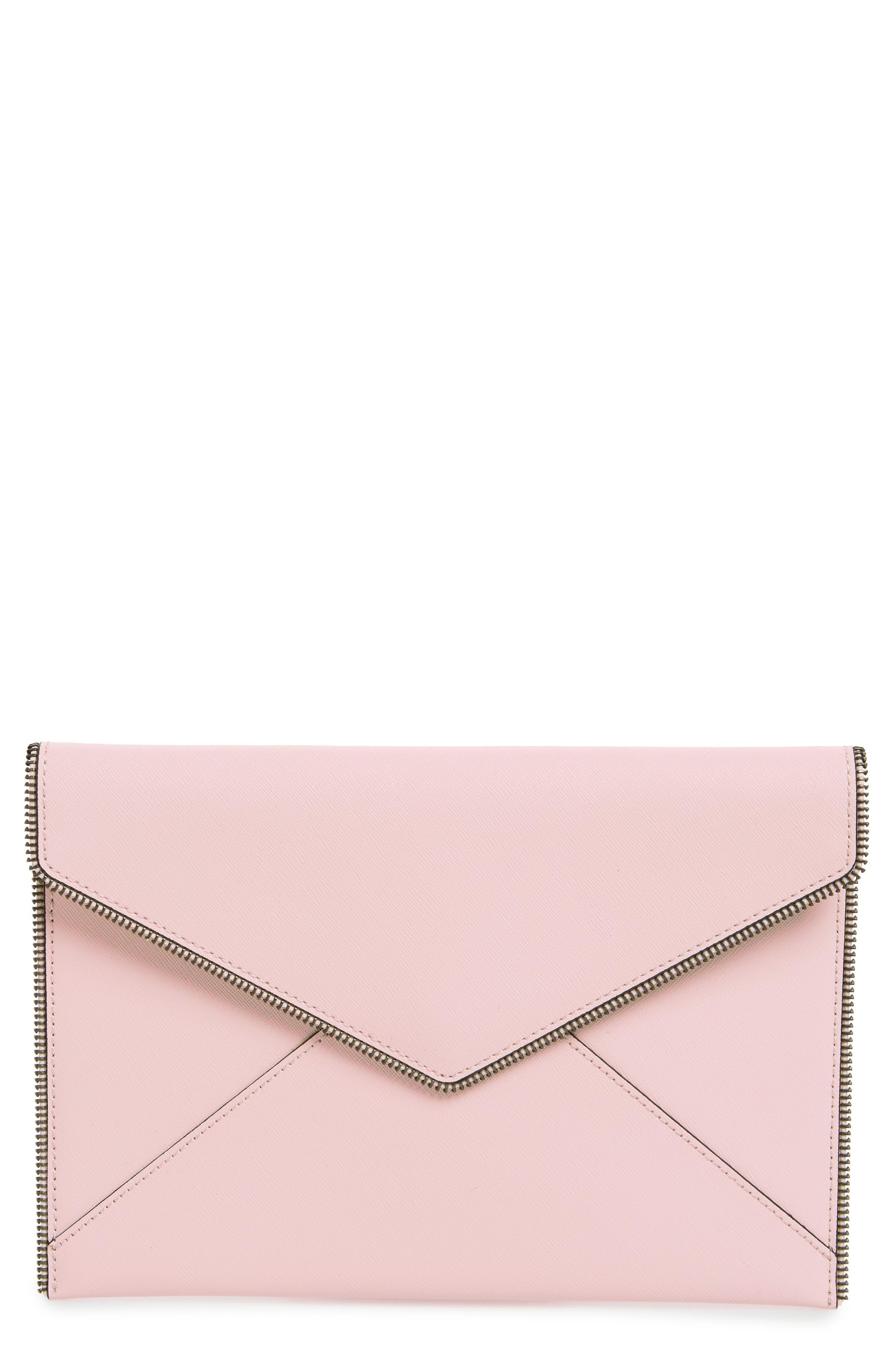 Rebecca Minkoff 'Leo' Envelope Clutch