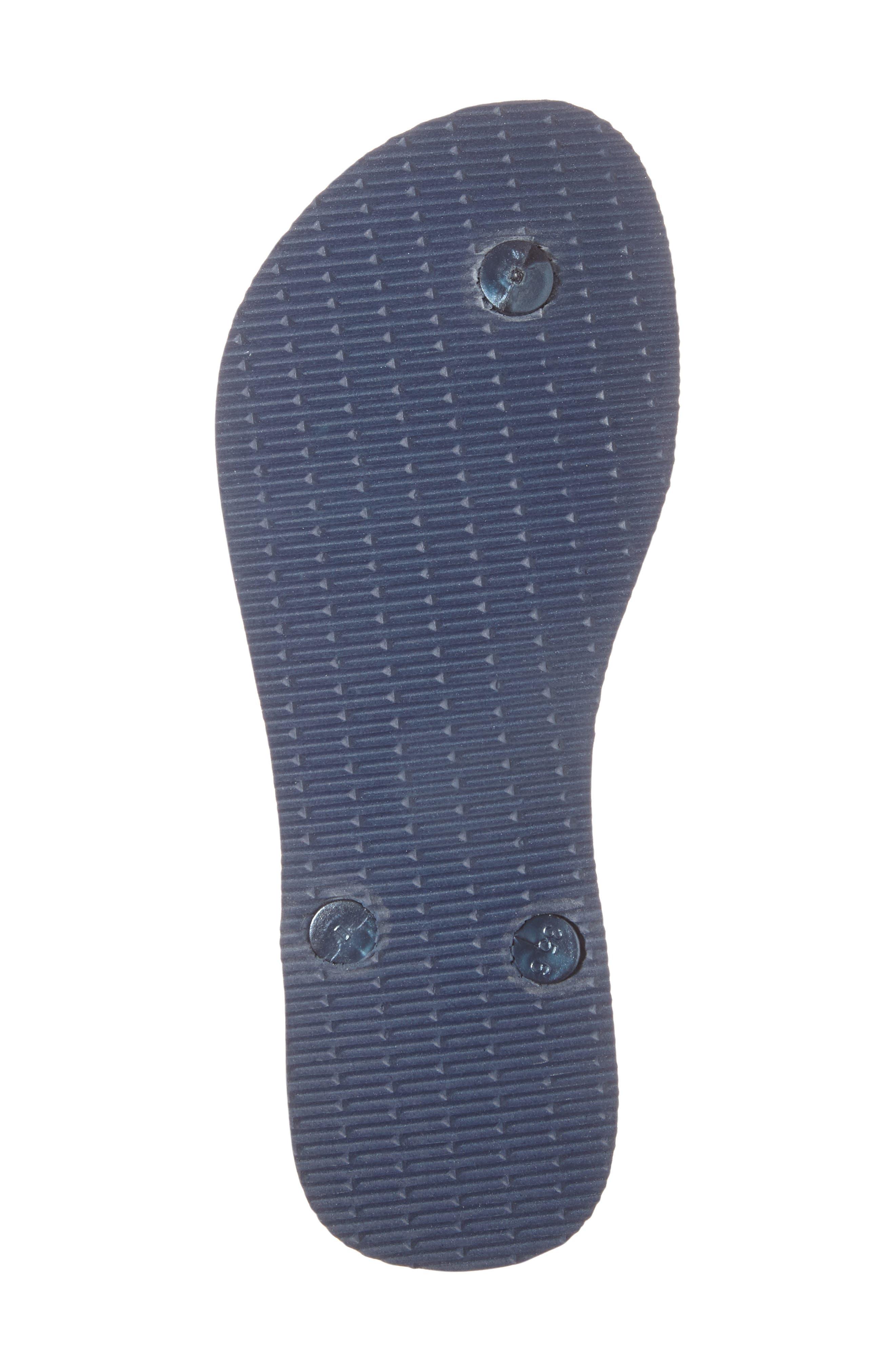 Alternate Image 3  - Havaianas 'Slim Hardware' Flip Flop (Women)