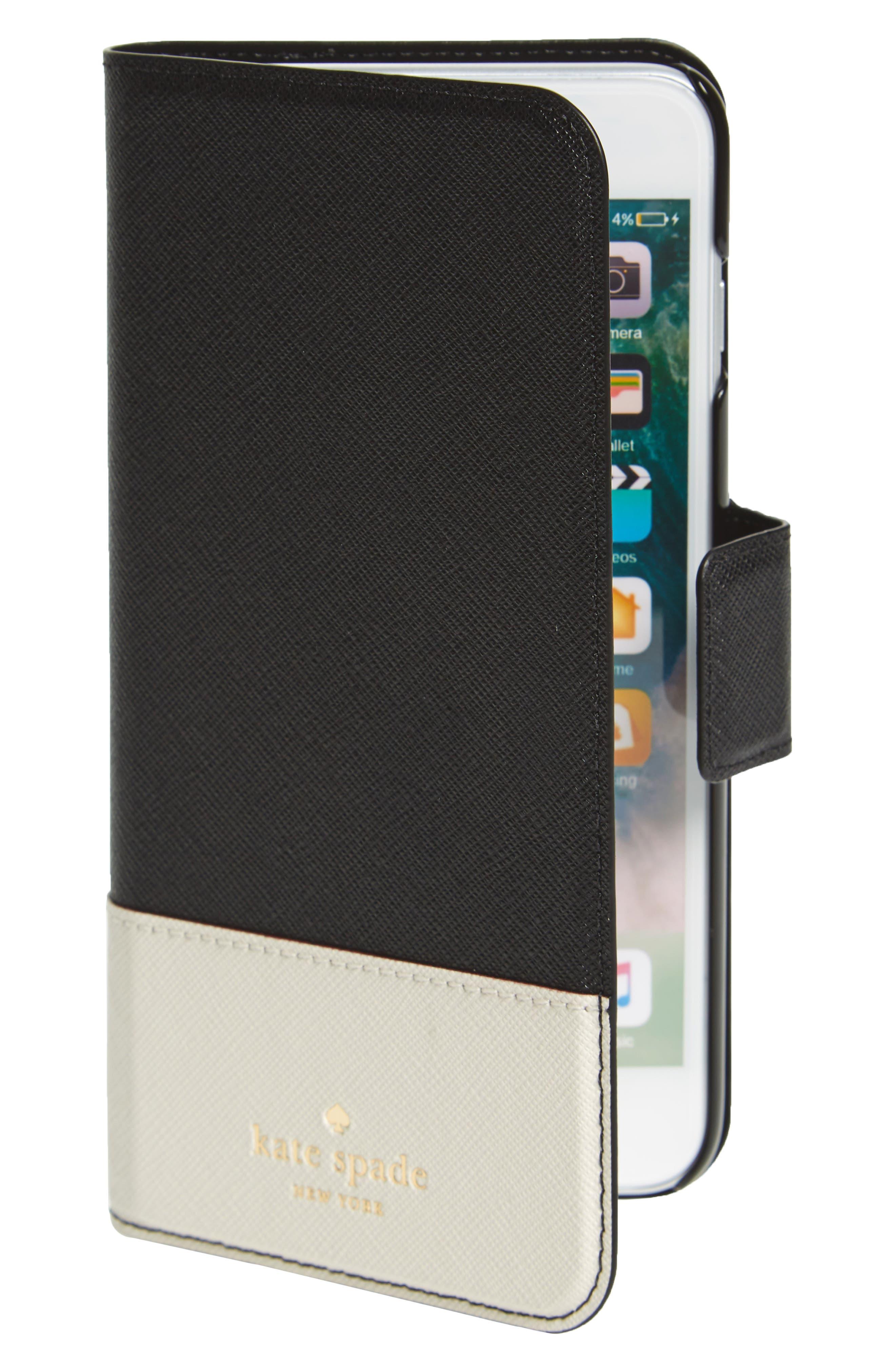 Alternate Image 3  - kate spade new york iPhone 7 Plus folio case