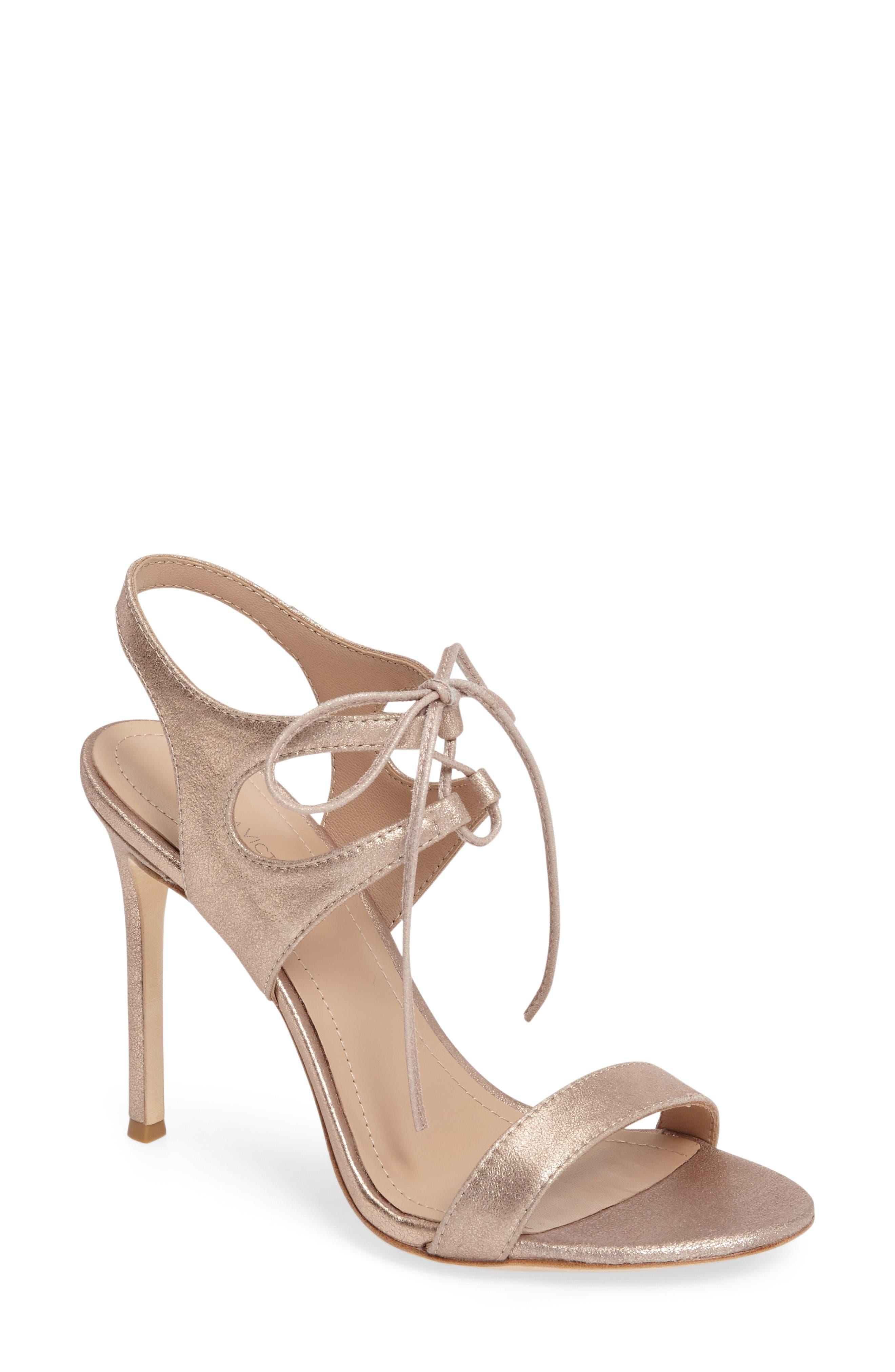 Alternate Image 1 Selected - Pour la Victorie 'Elisa' Sandal (Women)