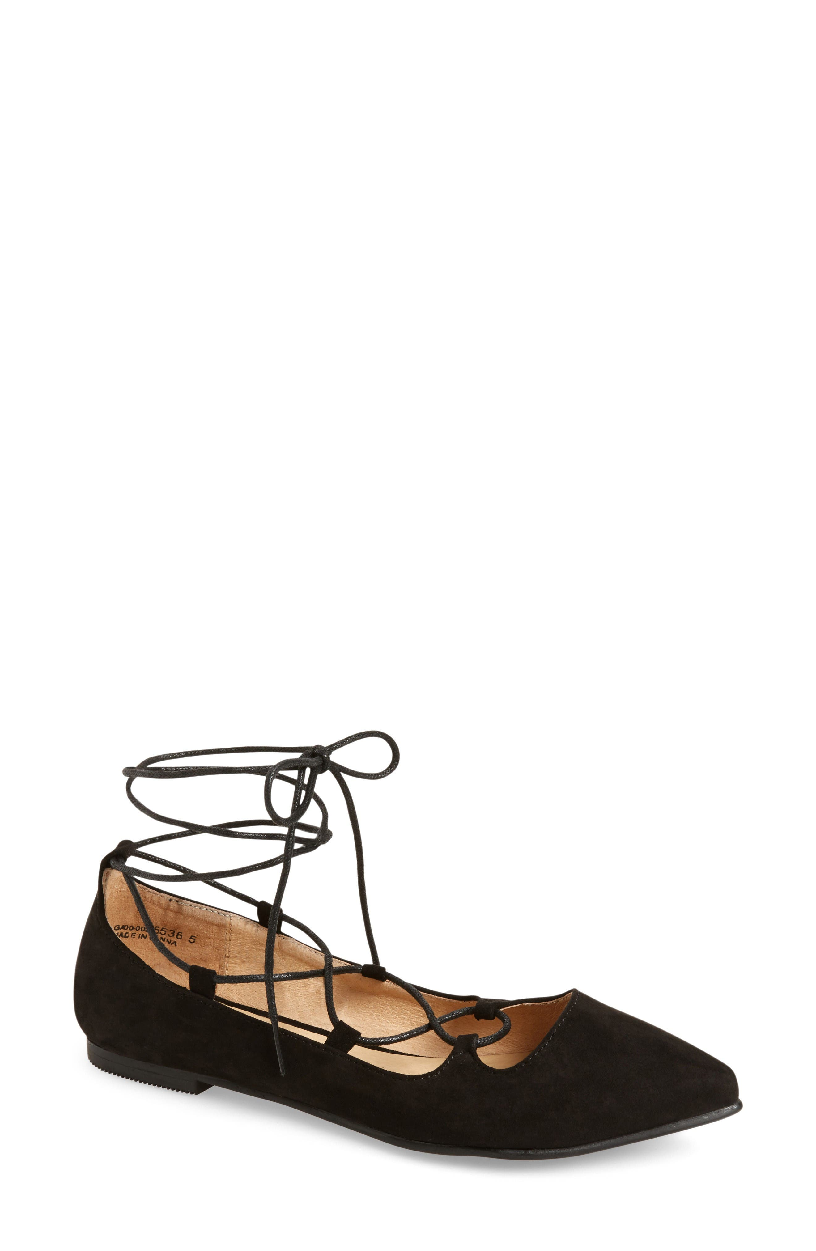 Chinese Laundry Endless Summer Ghillie Flat (Women)