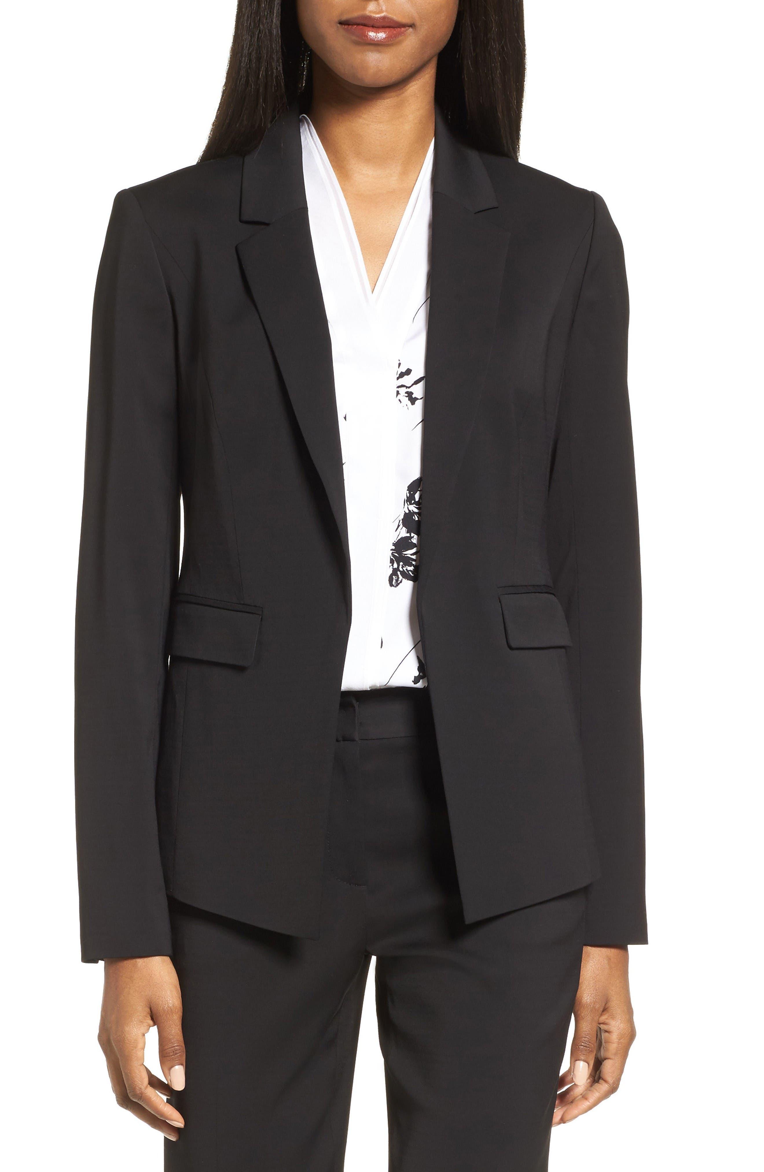 Classiques Entier® Long Suit Jacket
