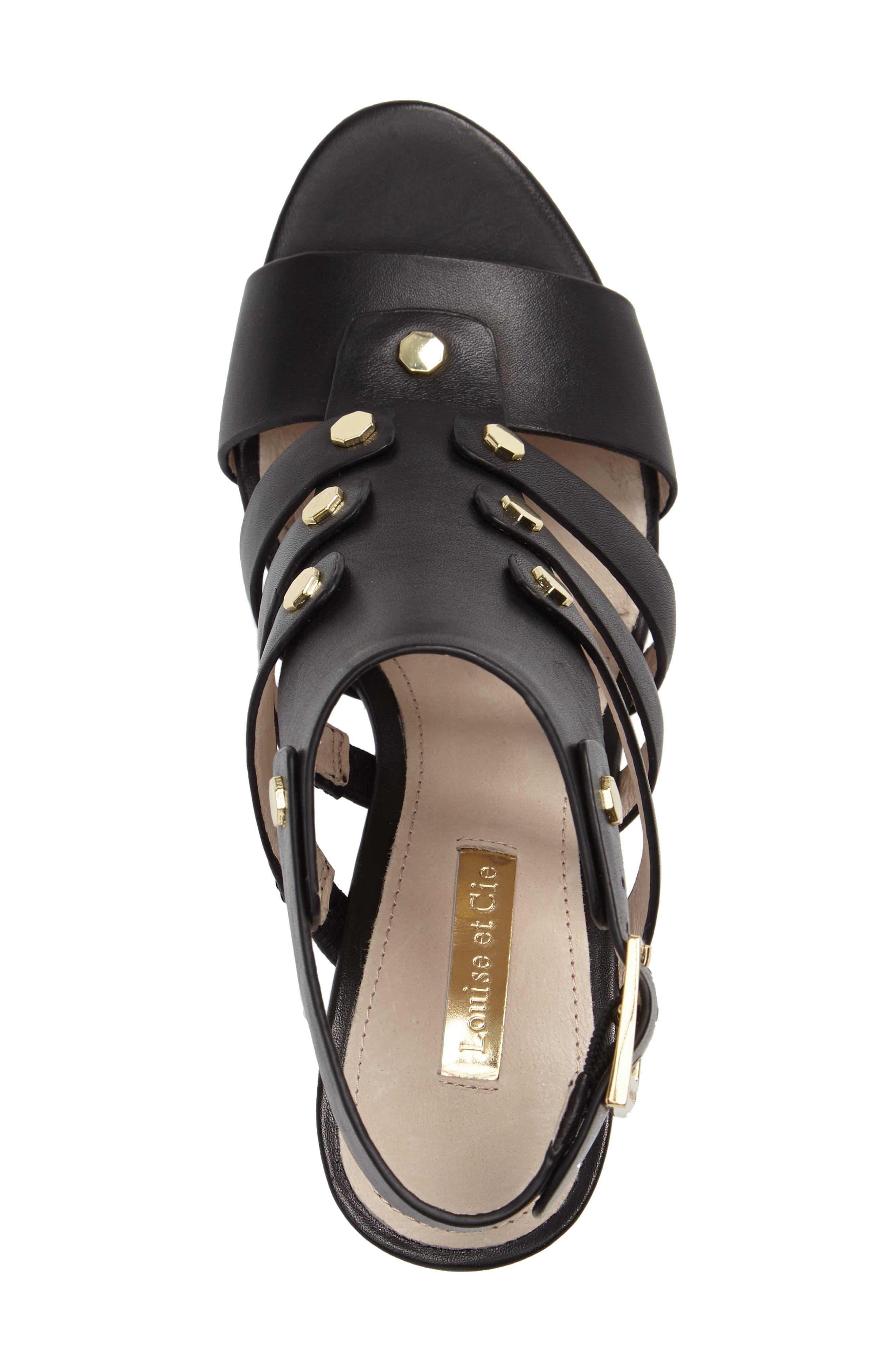 Alternate Image 3  - Louise et Cie Vira Block Heel Sandal (Women)