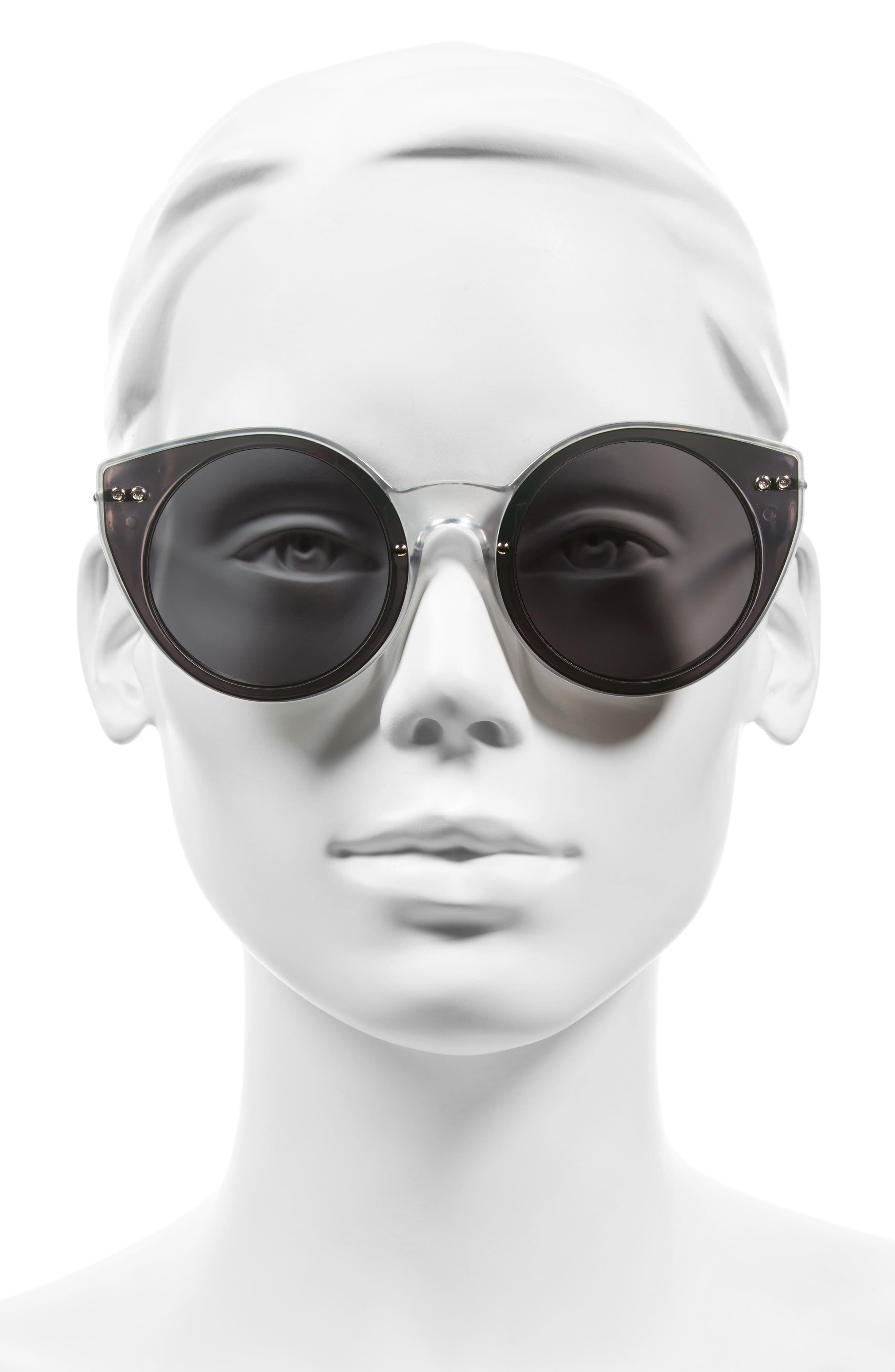 Alternate Image 2  - Spitfire Alpha 1 60mm Mirrored Sunglasses