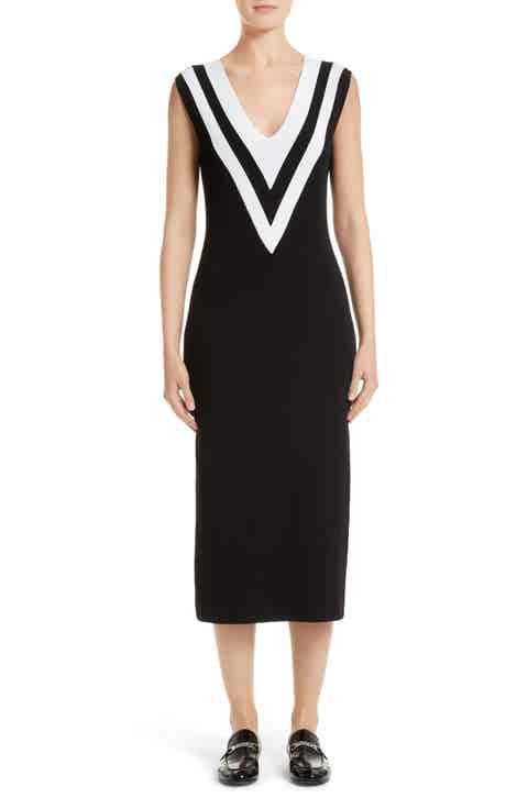 rag   bone Daphne Varsity Sweater Dress
