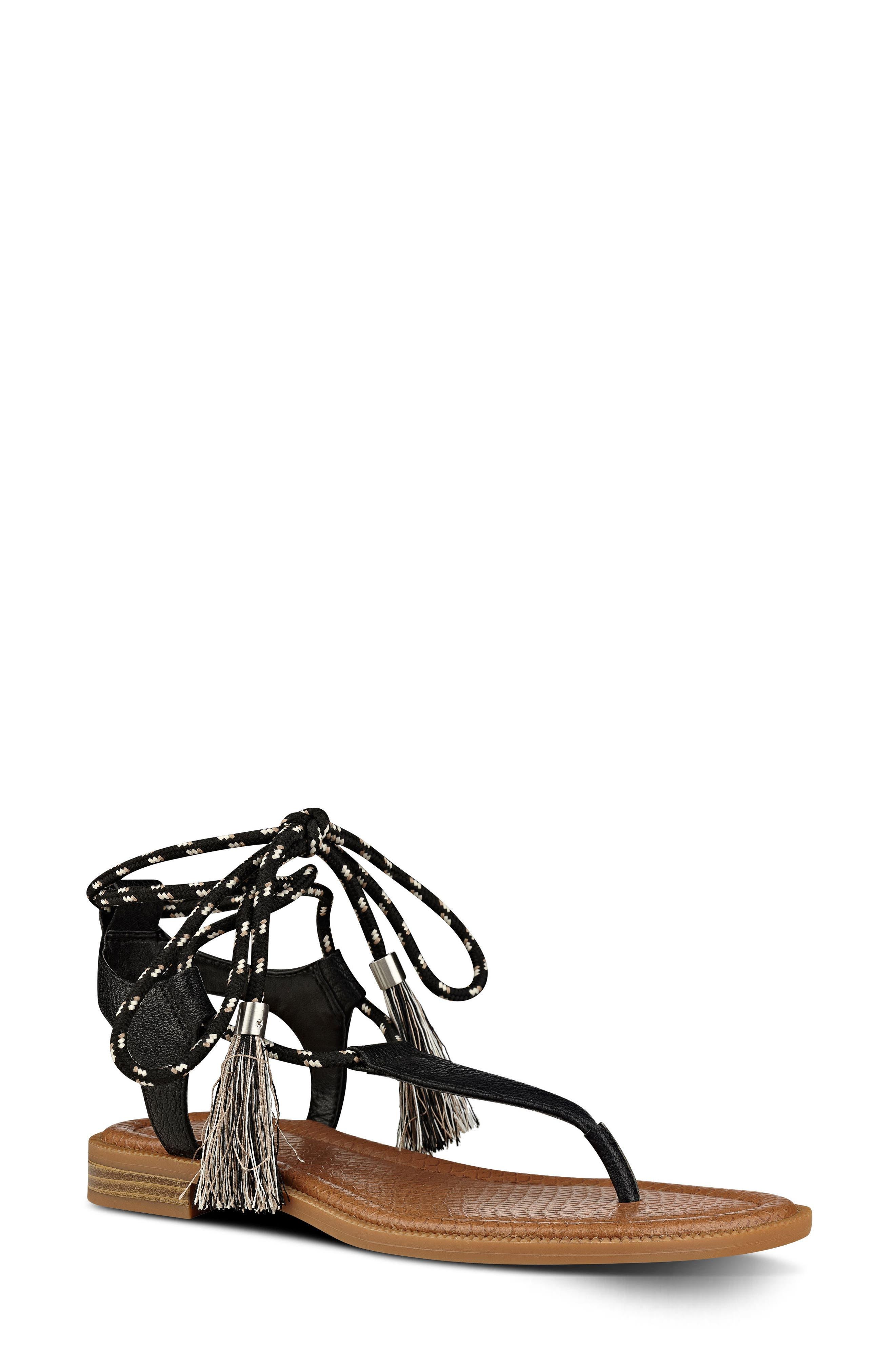 Alternate Image 1 Selected - Nine West Gannon Sandal (Women)