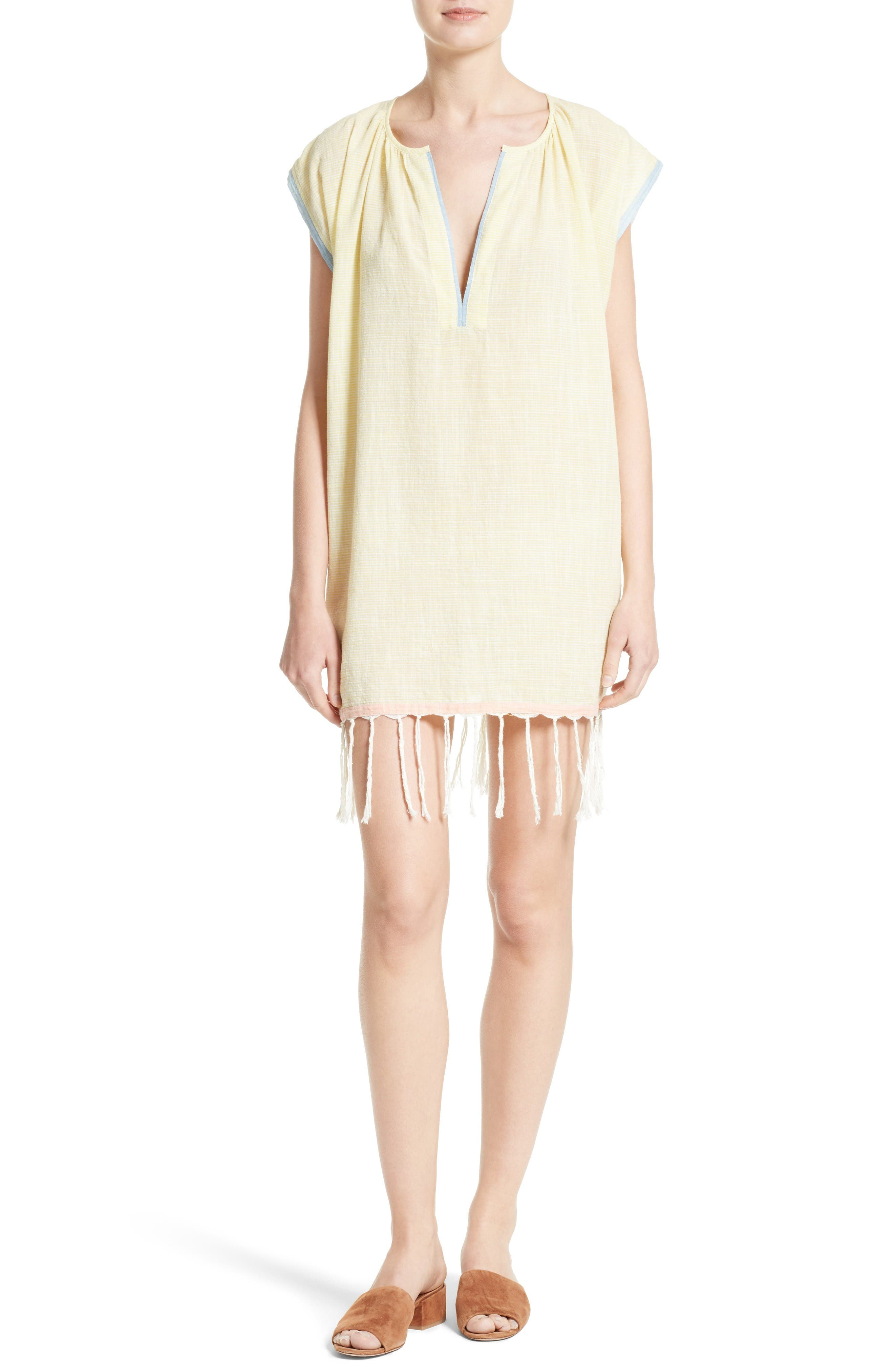 Soft Joie Marijan Cotton Shift Dress
