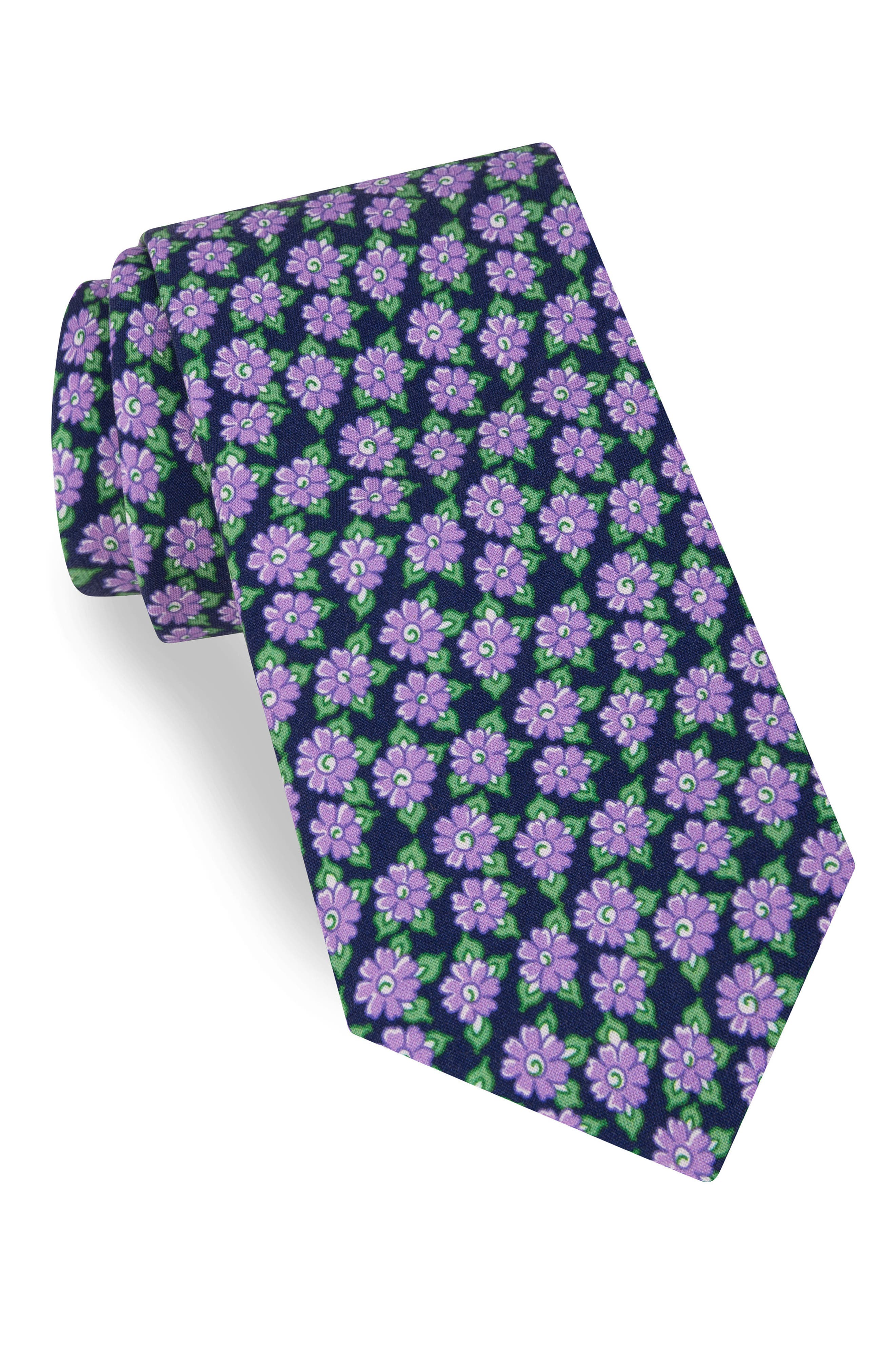 Ted Baker London Monmouth Floral Silk Tie