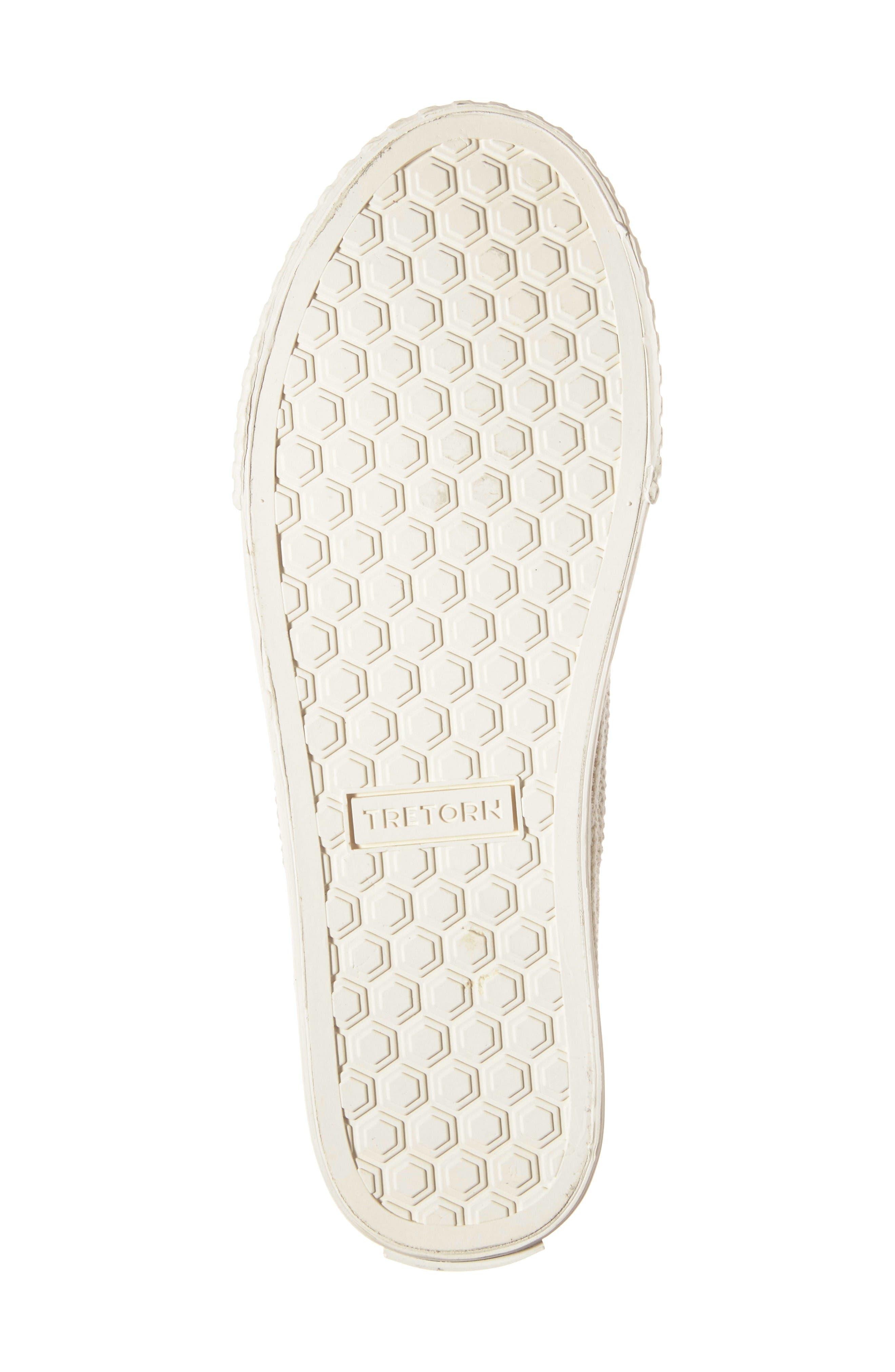 Alternate Image 4  - Tretorn 'Tournament Net' Sneaker (Women)