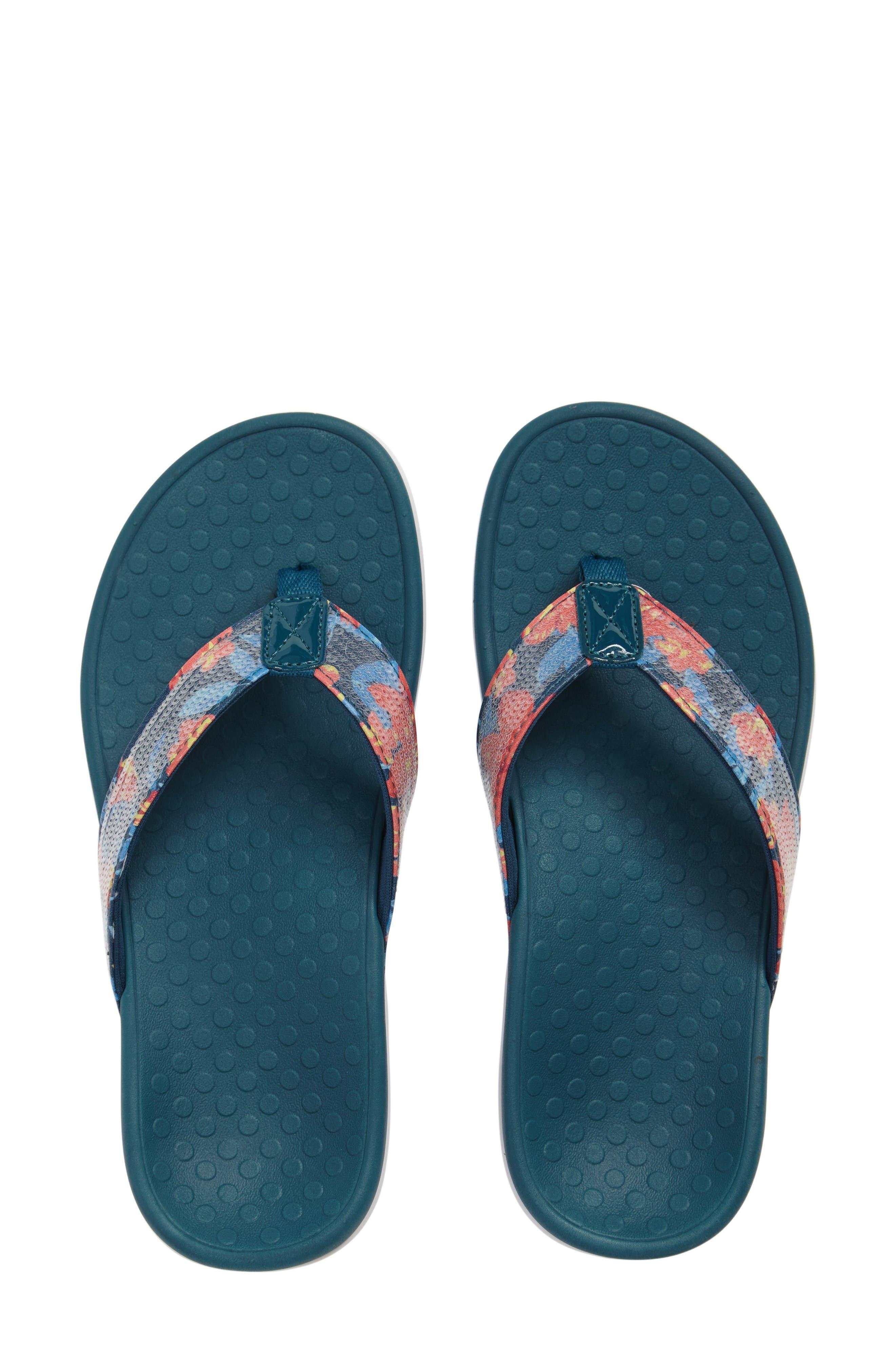 Main Image - Vionic 'Tide' Sequin Flip Flop