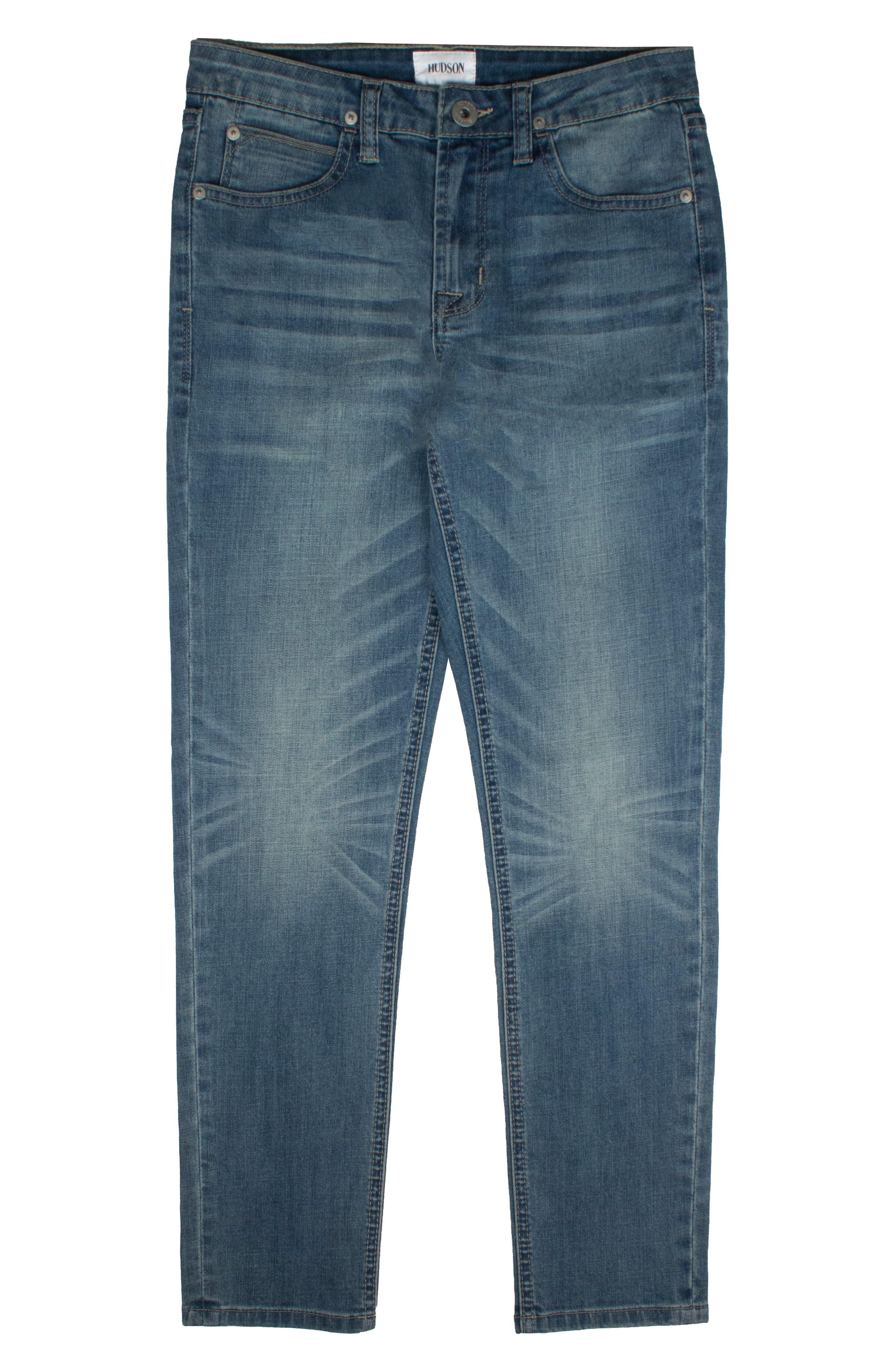 HUDSON KIDS Jagger Straight Leg Jeans
