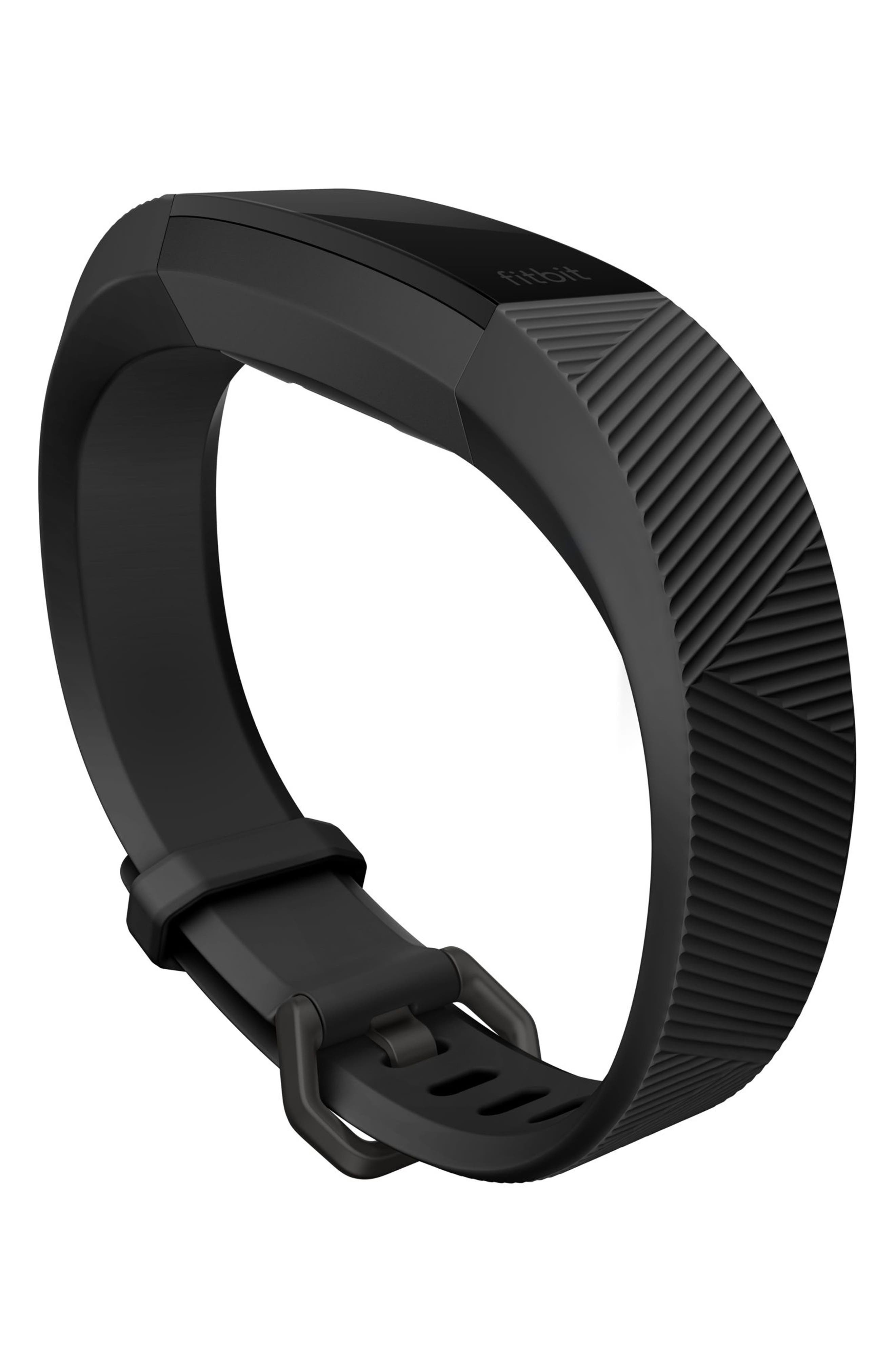 Alternate Image 2  - Fitbit Special Edition Alta HR Wireless Heart Rate and Fitness Tracker