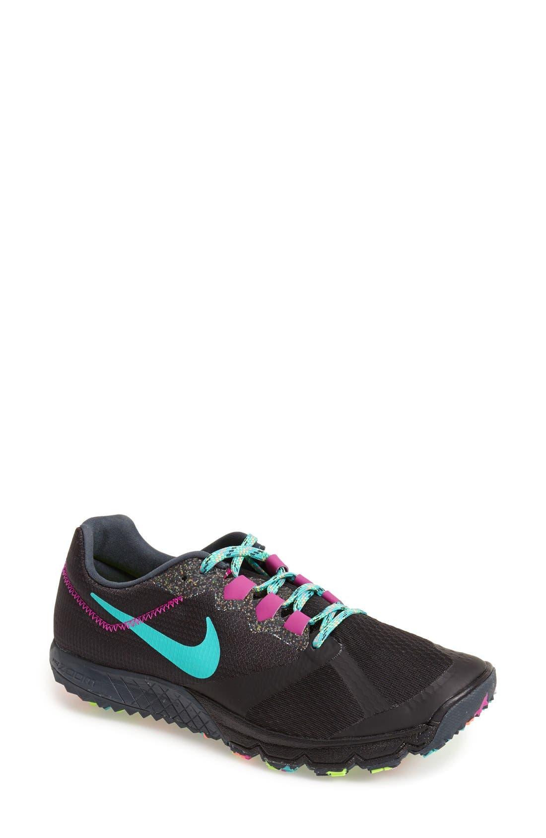 Alternate Image 1 Selected - Nike 'Zoom Wildhorse 2' Running Shoe (Women)