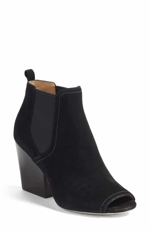 Open-Toe Booties for Women | Nordstrom
