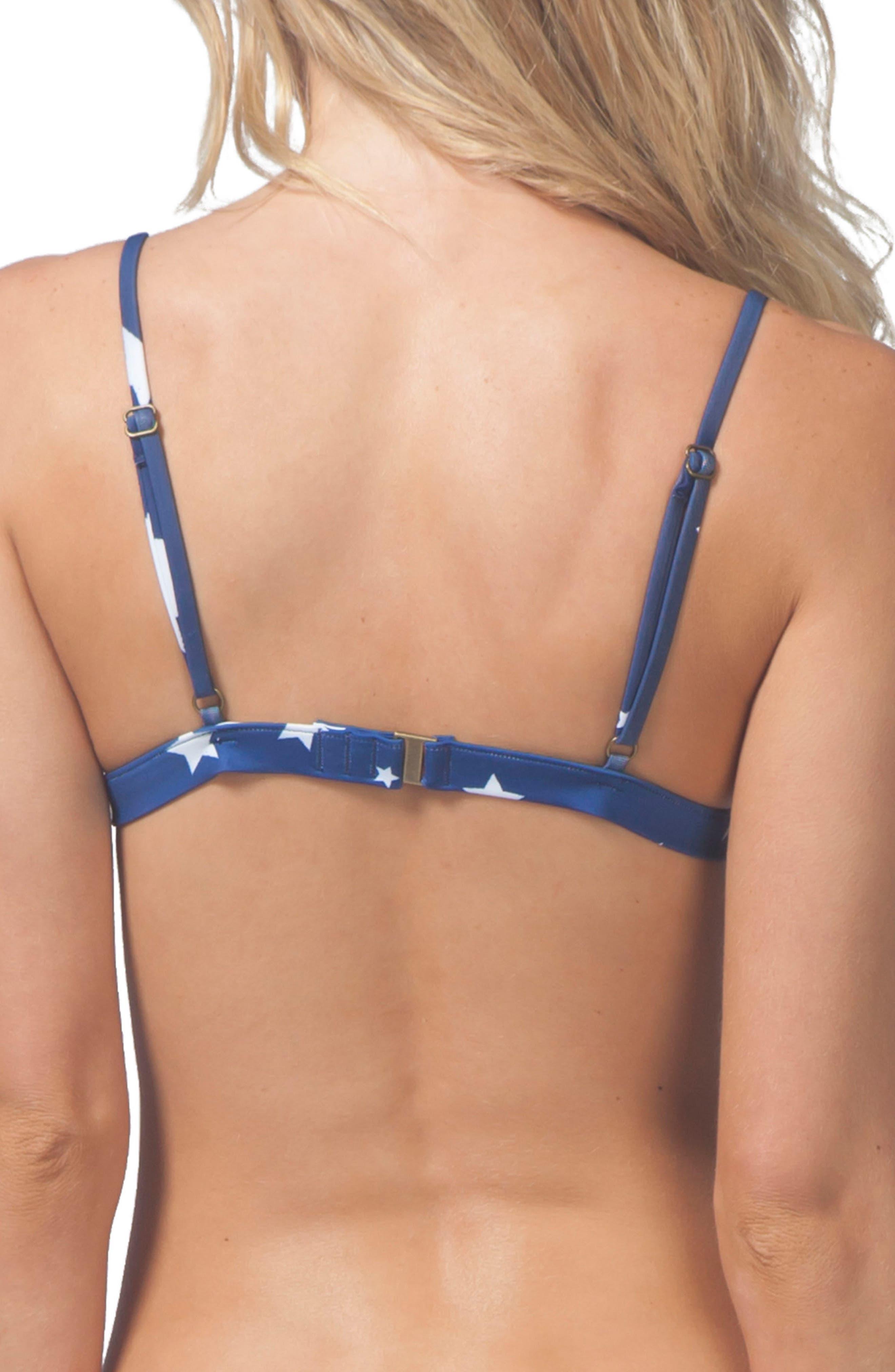 Alternate Image 2  - Rip Curl Rising Star Bikini Top