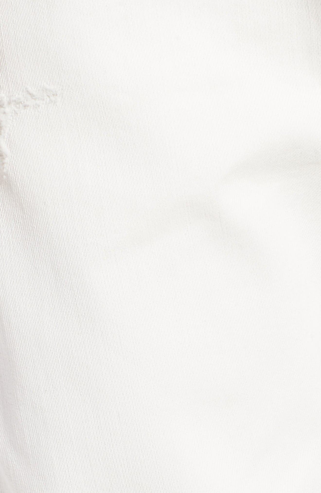 Alternate Image 5  - DIESEL® Tepphar Skinny Fit Jeans (0855U)