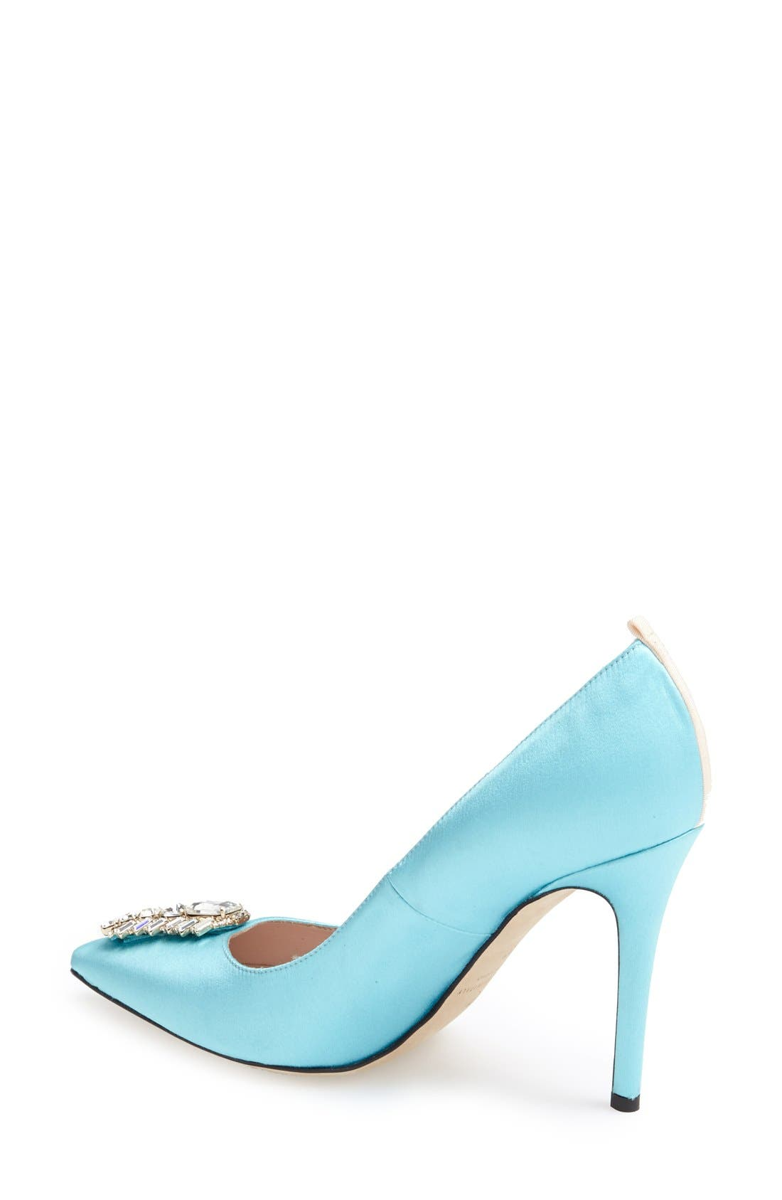 Alternate Image 2  - SJP by Sarah Jessica Parker 'Tempest' Pointy Toe Pump (Women) (Nordstrom Exclusive)
