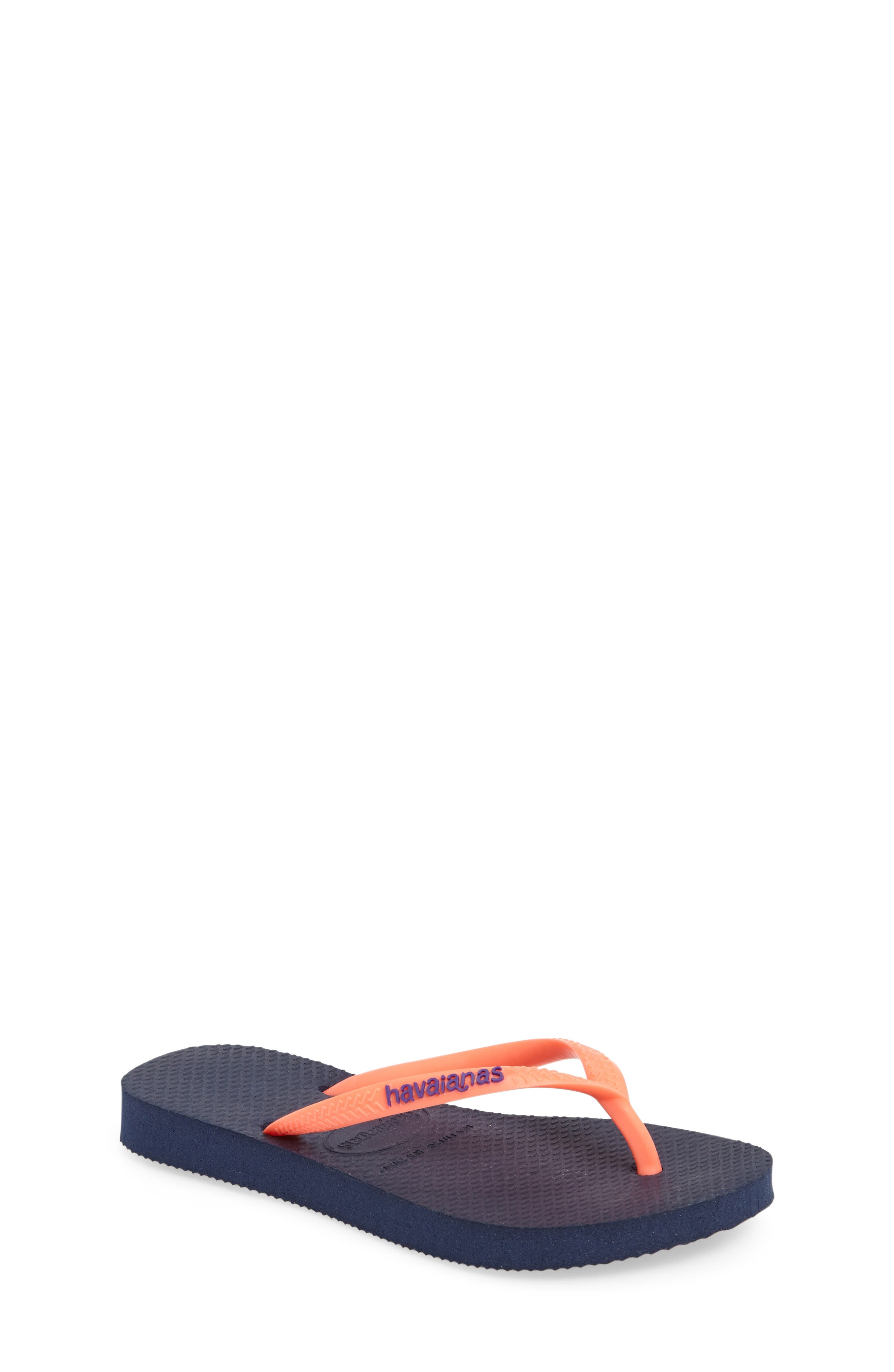 Havaianas Slim Flip Flop (Toddler & Little Kid)