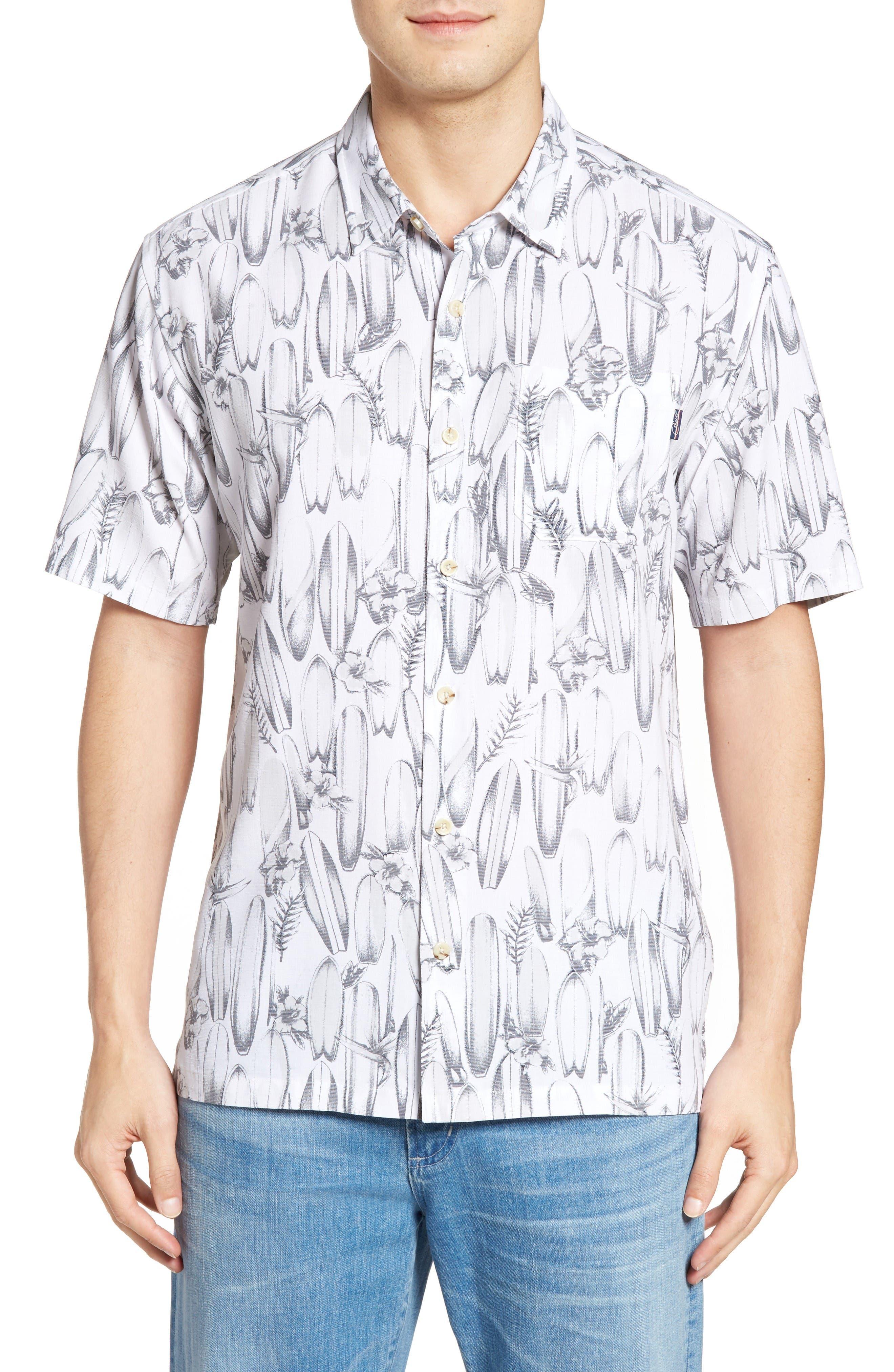 Jack O'Neill Wax On Camp Shirt