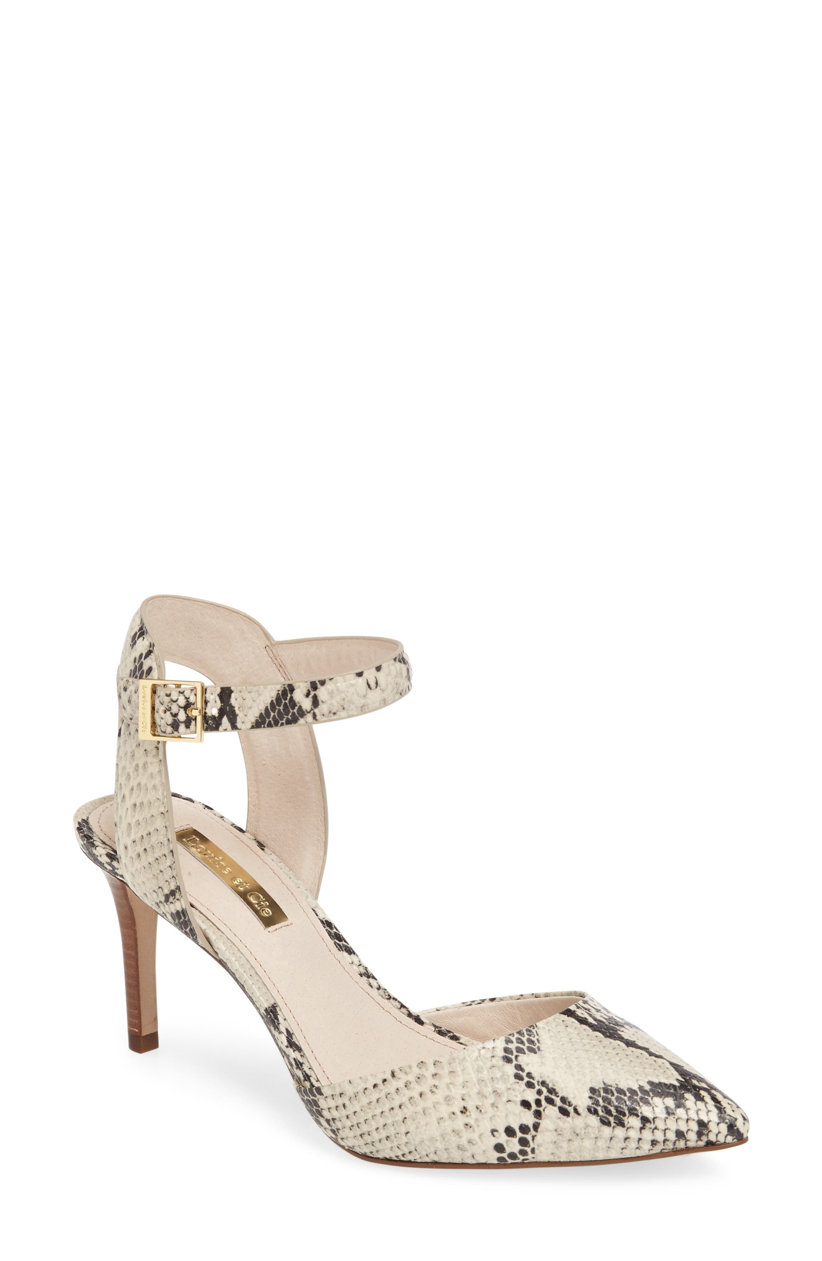 Louise et Cie Kota Ankle Strap Pump (Women)