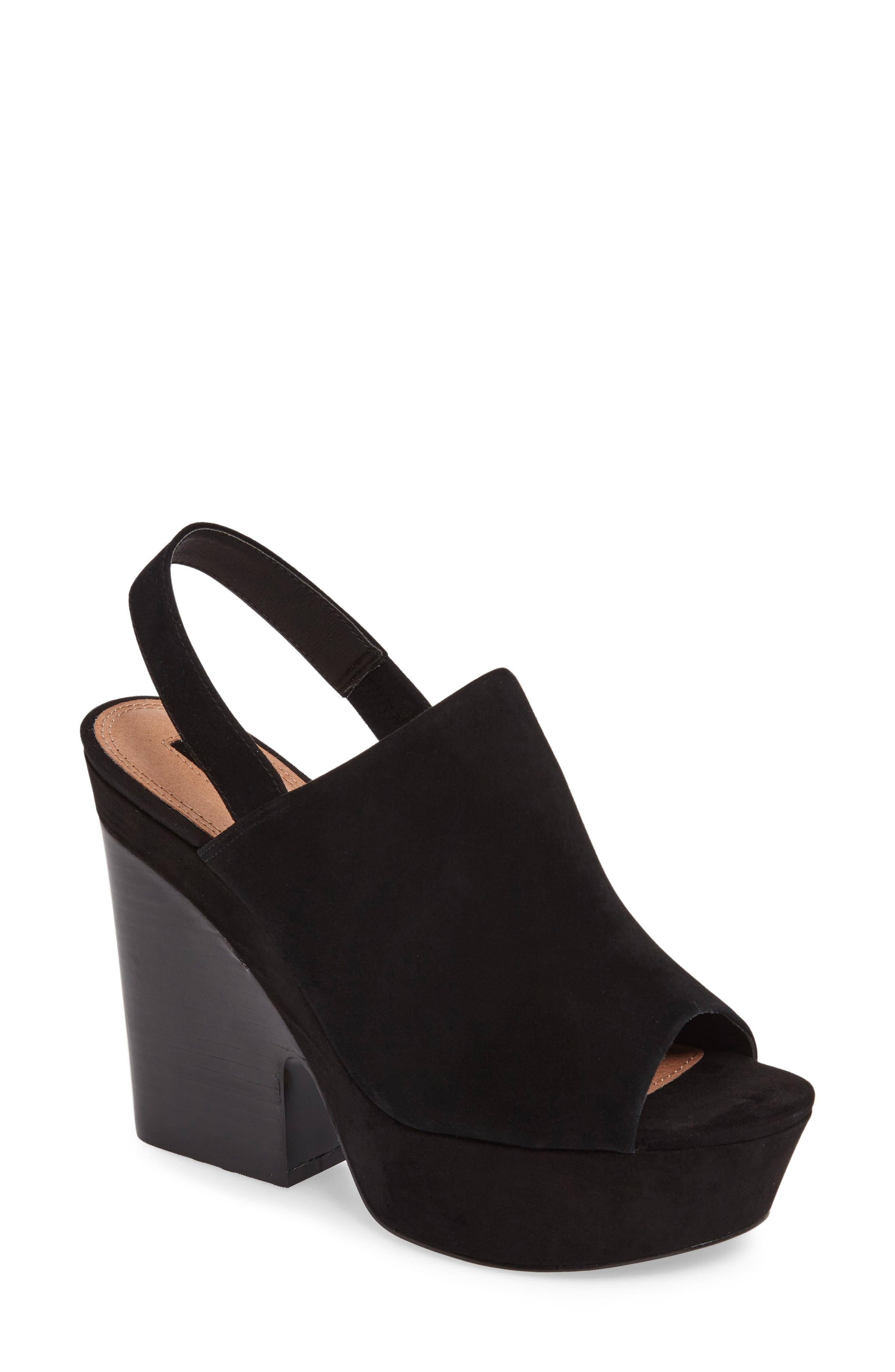 Topshop Leonie Platform Sandal (Women)