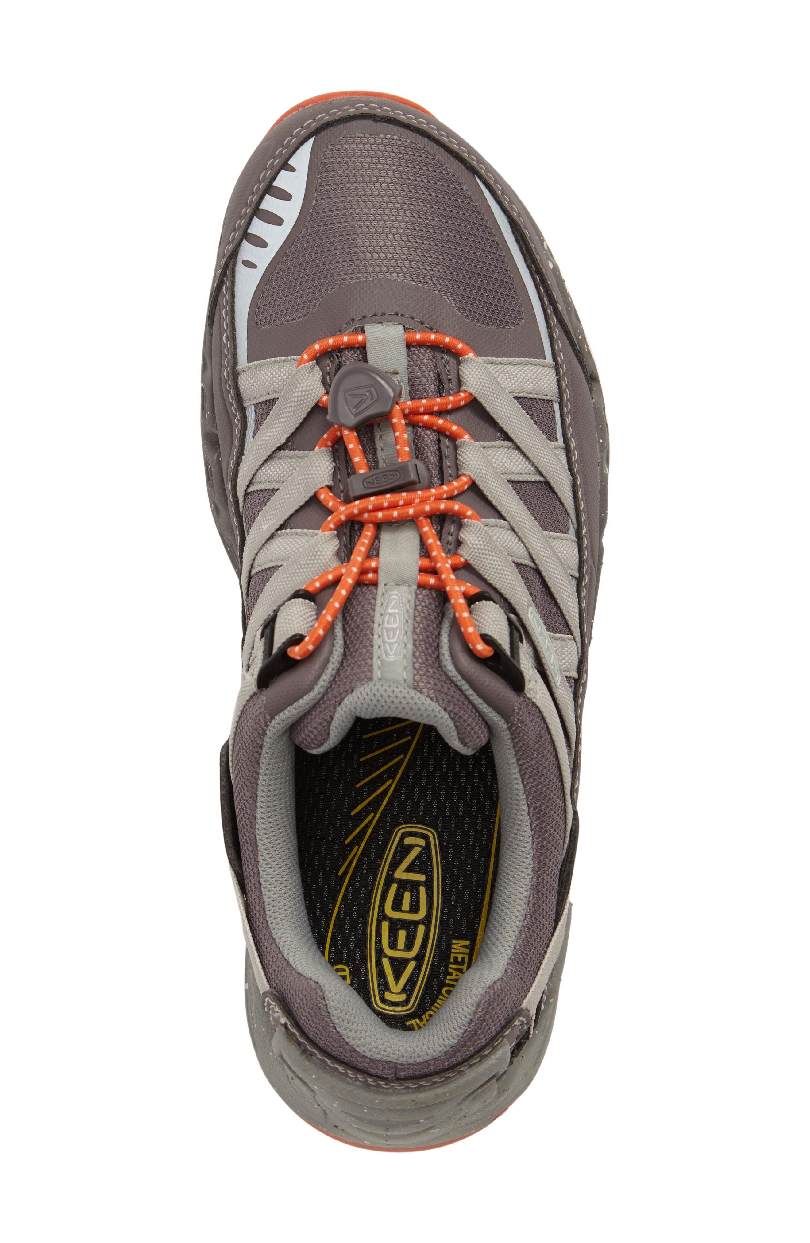 Alternate Image 5  - Keen 'Versatrail' Waterproof Hiking Shoe (Women)