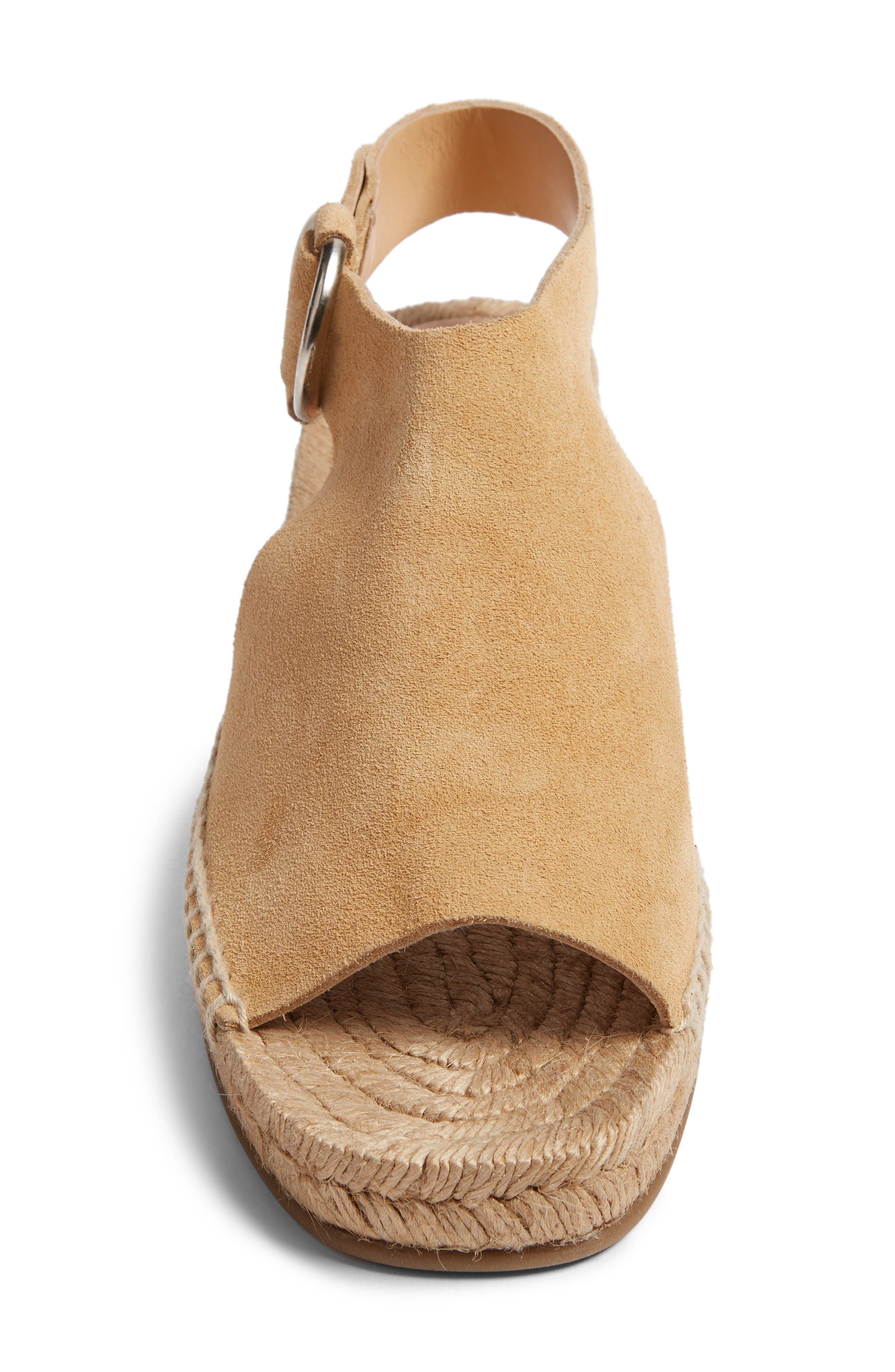 Alternate Image 4  - rag & bone Calla Espadrille Wedge (Women)