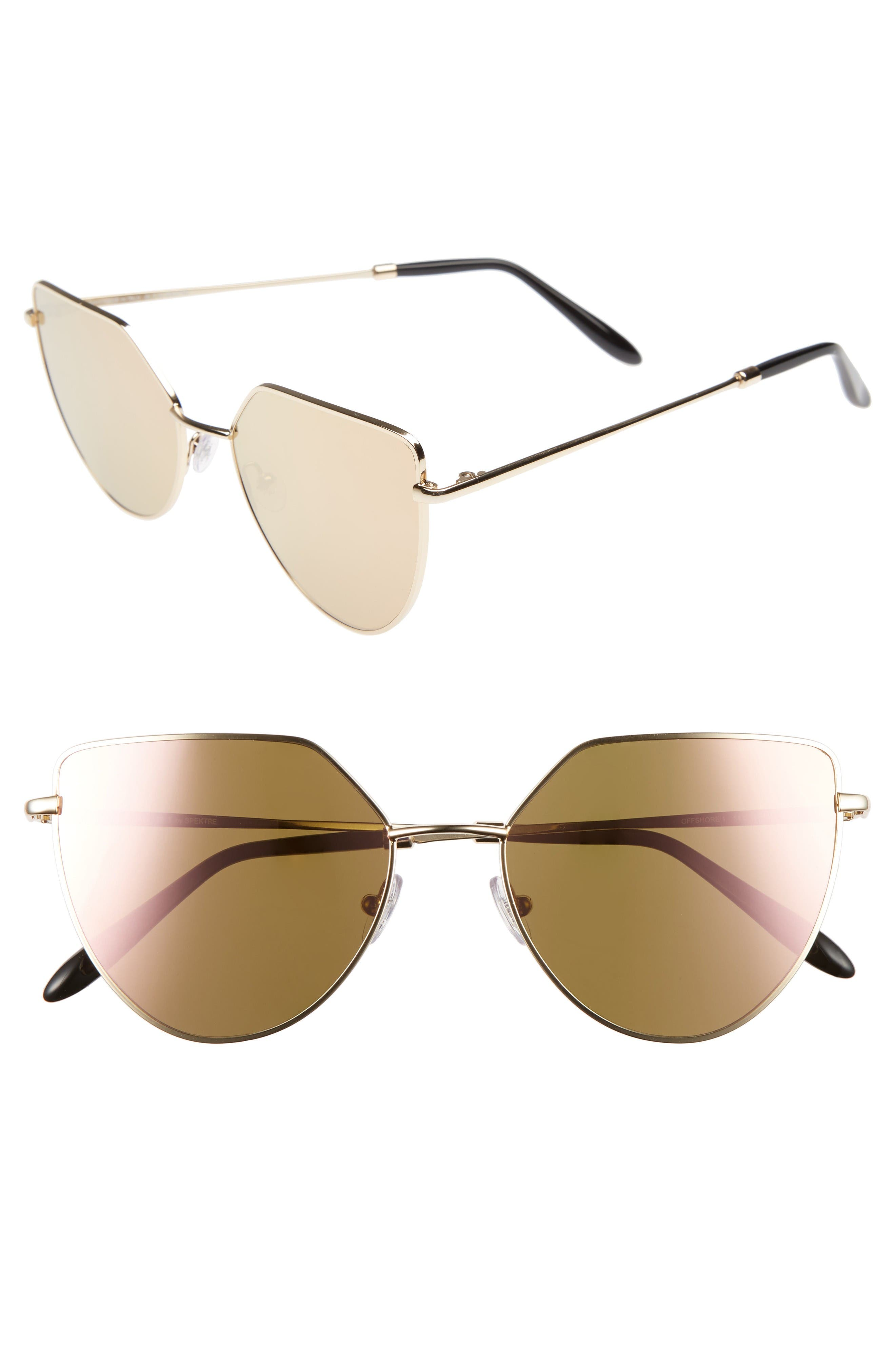 Alternate Image 1 Selected - Spektre Off Shore 1 54mm Retro Sunglasses