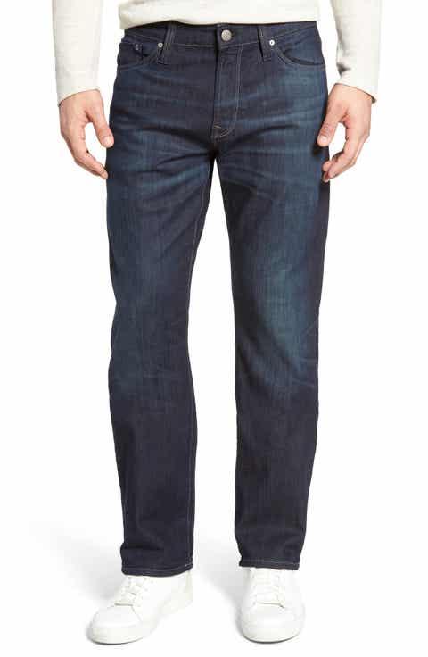 Mavi Jeans Matt Relaxed Fit Jeans (Regular   Big)