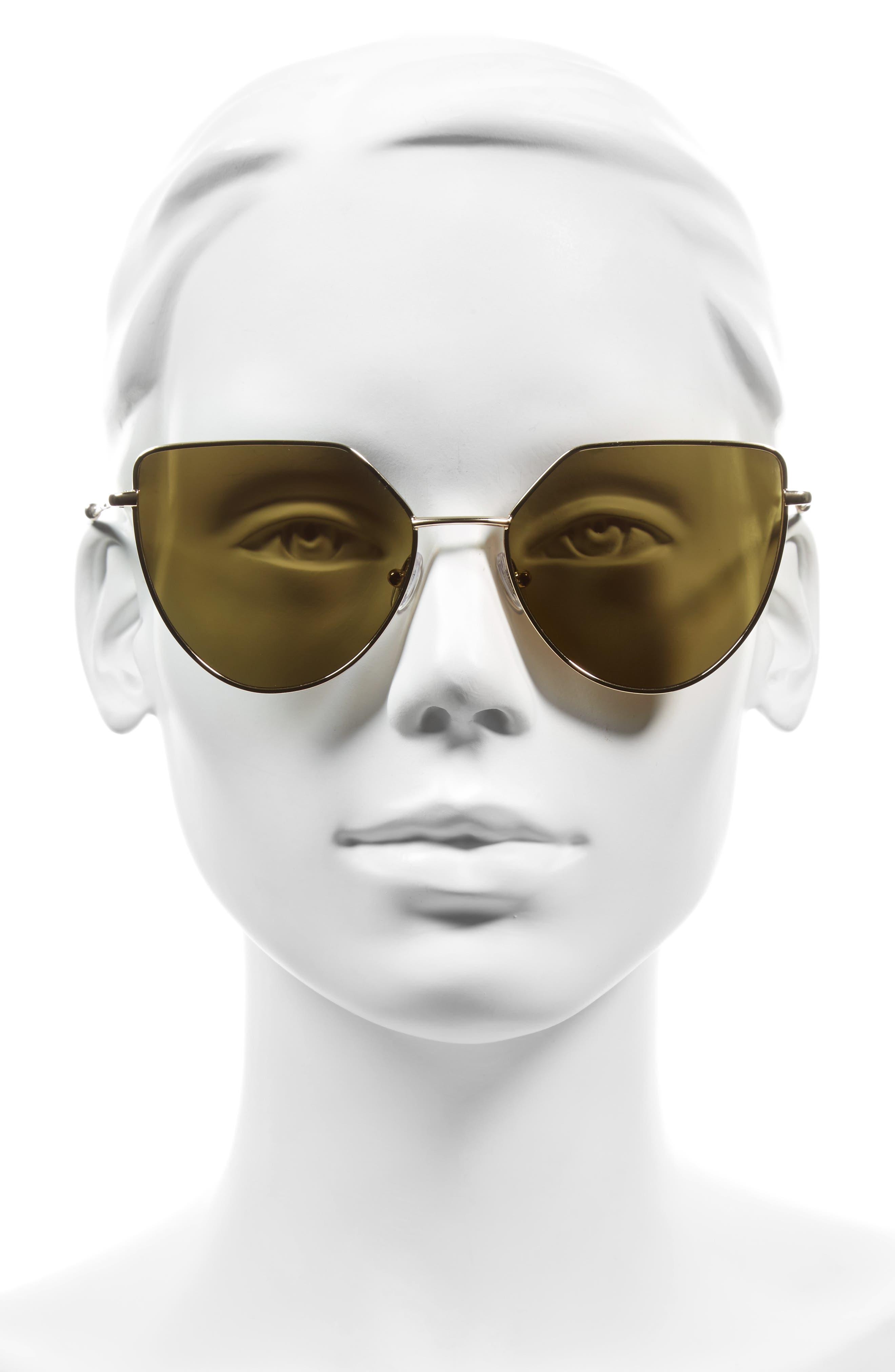 Alternate Image 2  - Spektre Off Shore 1 54mm Retro Sunglasses