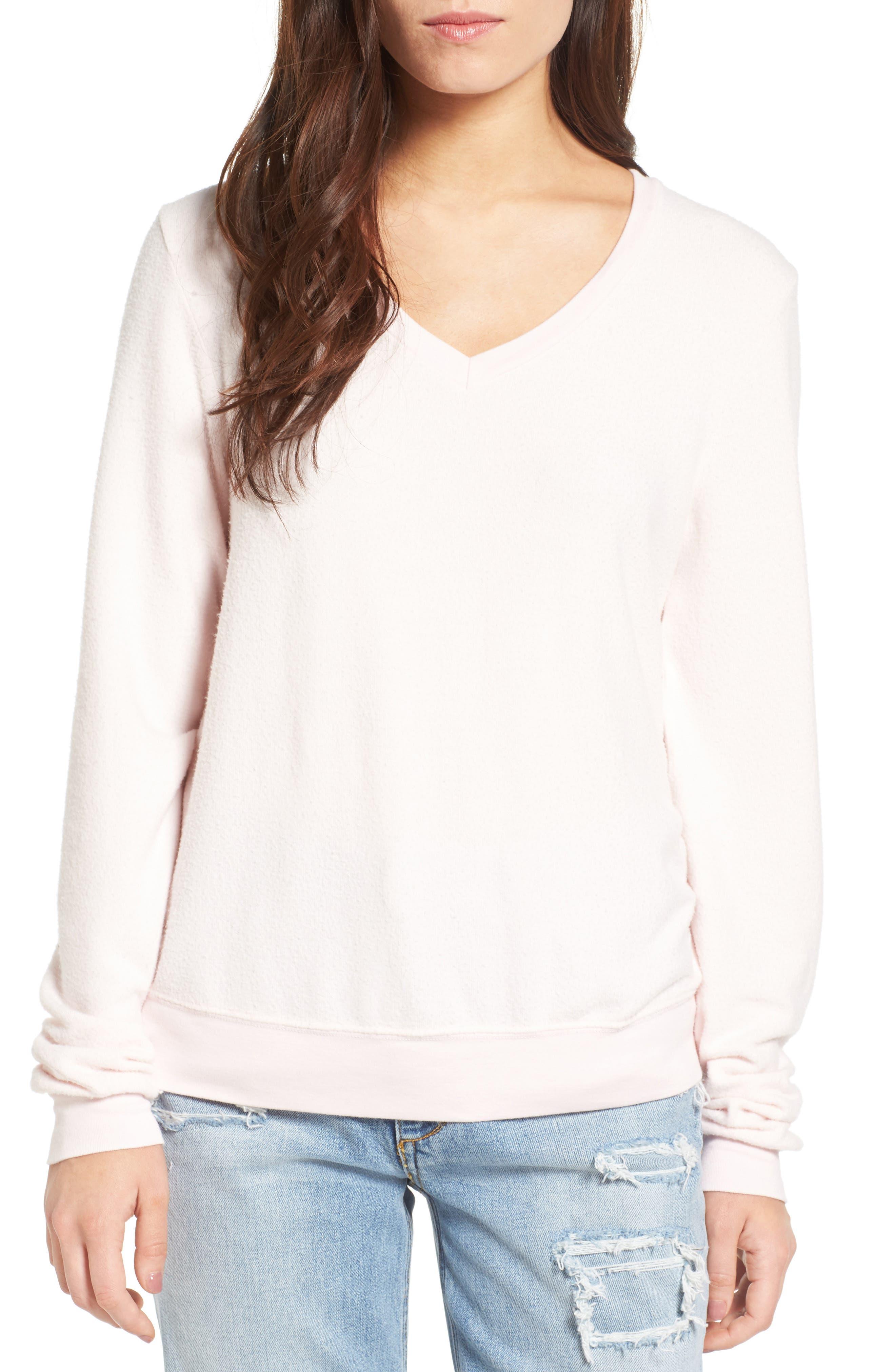 WILDFOX V-Neck Pullover