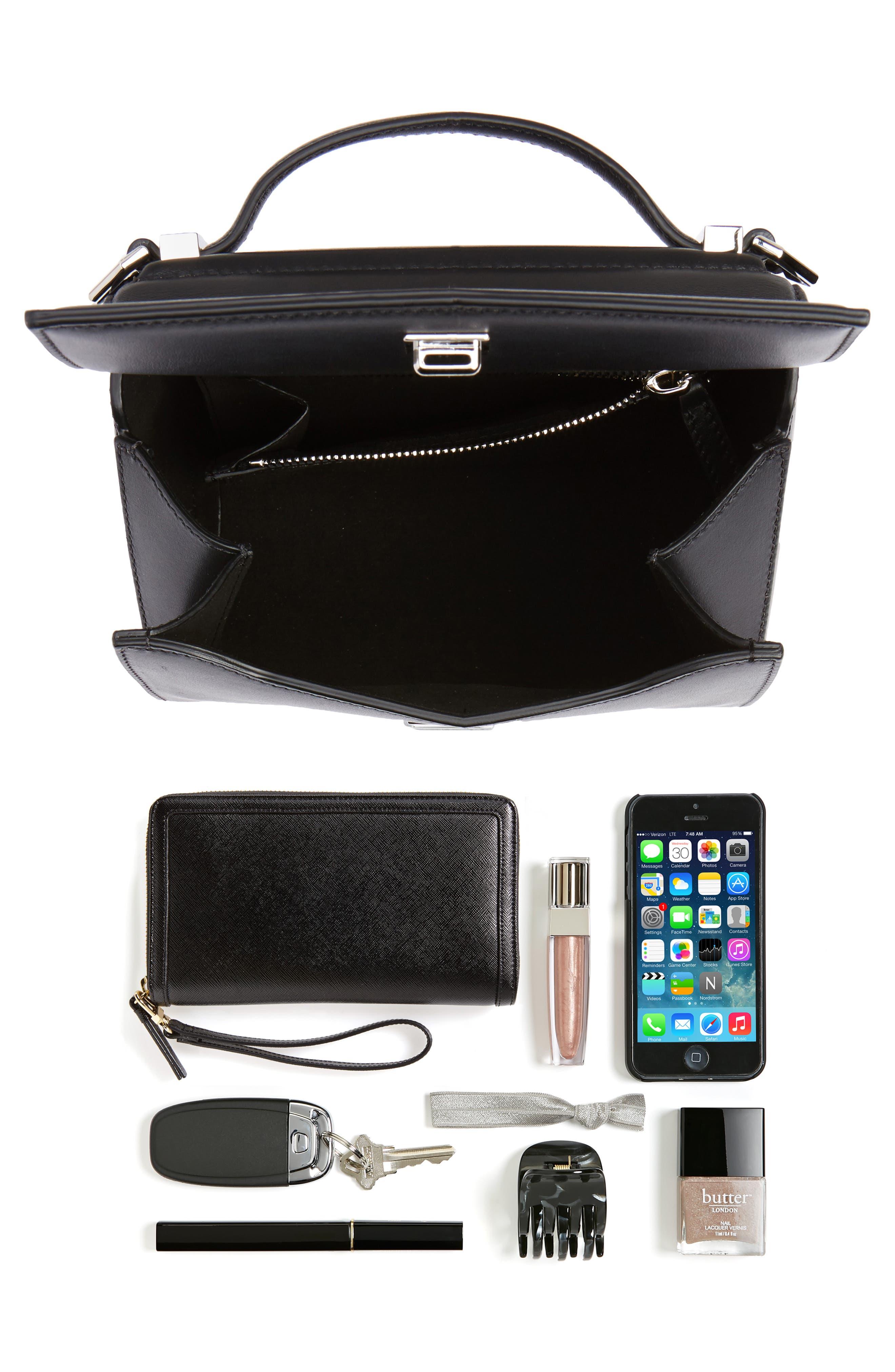 Alternate Image 7  - Givenchy Mini Pandora Box Leather Shoulder Bag