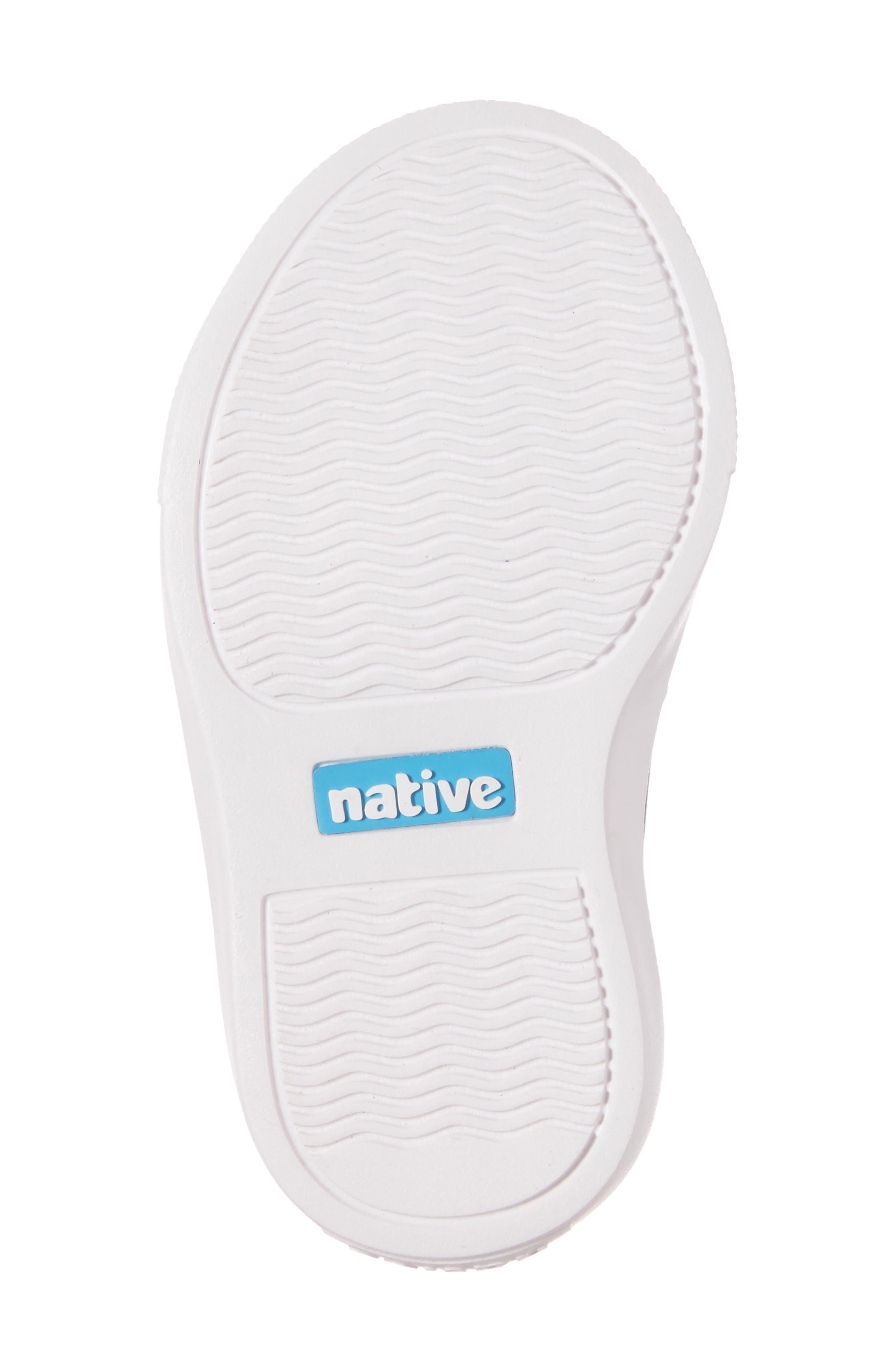 Alternate Image 6  - Native Shoes Monaco Water Repellent Sneaker (Walker, Toddler & Little Kid)