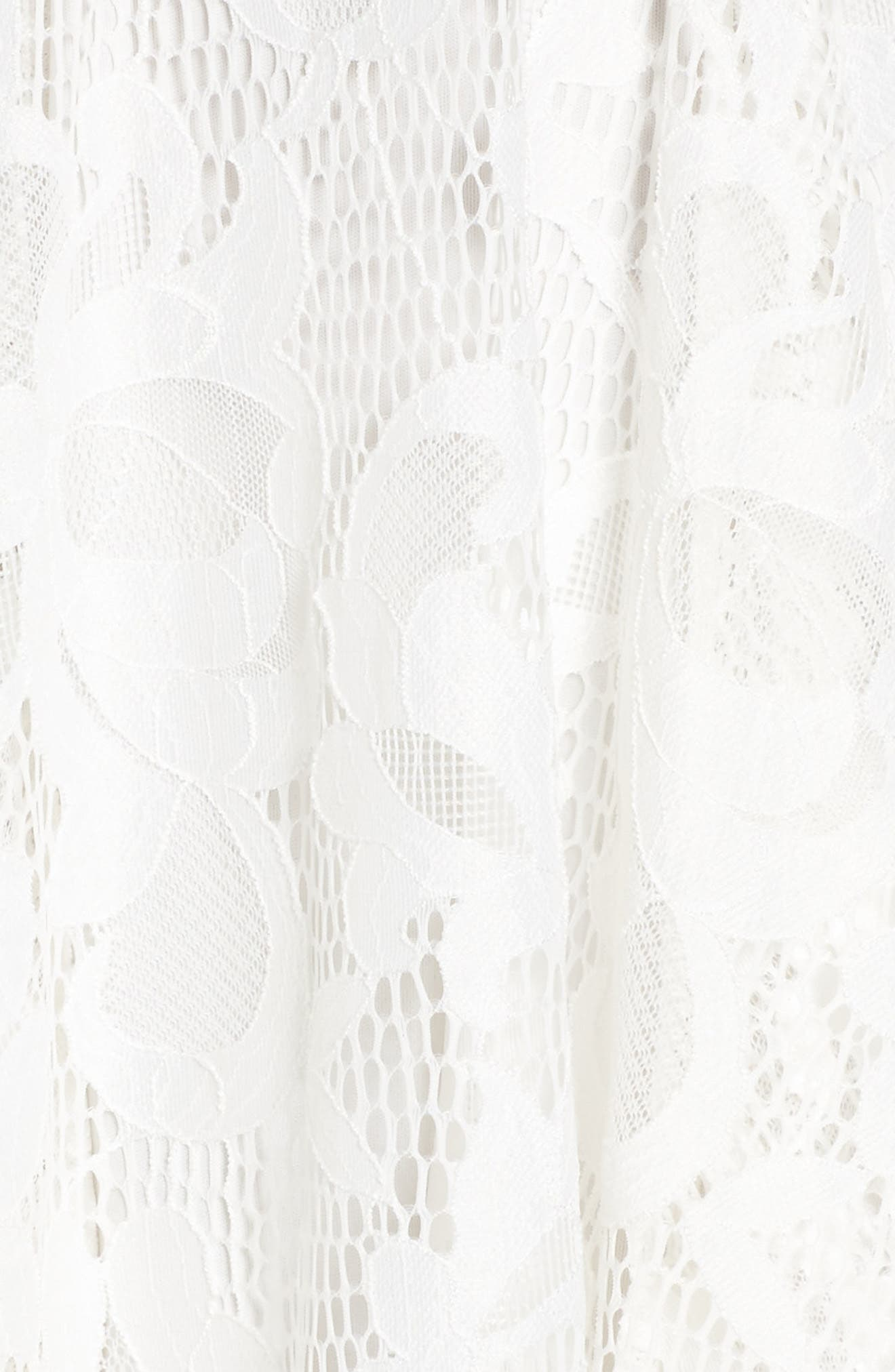 Alternate Image 5  - Taylor Dresses Alternative Midi Dress