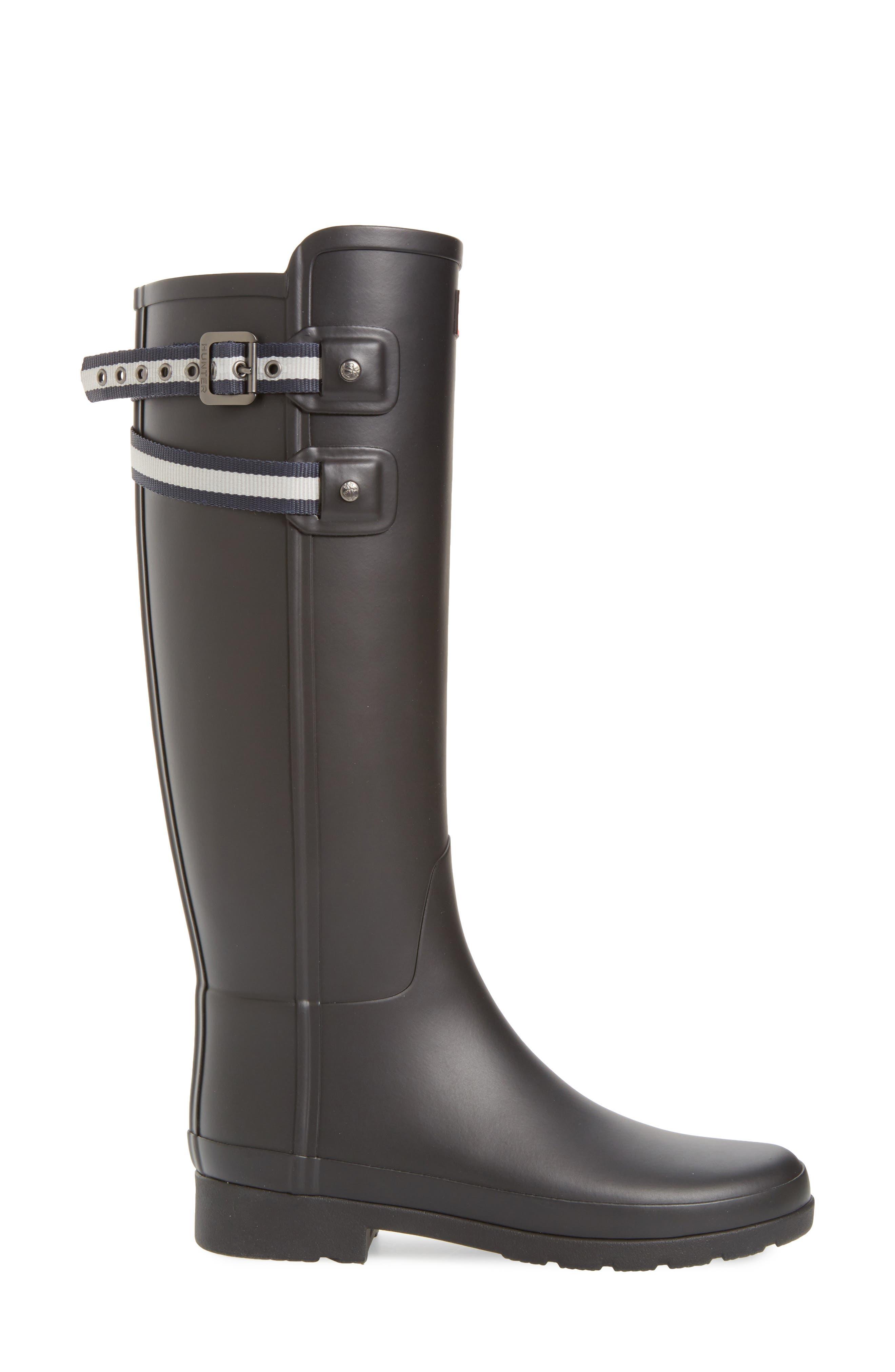 Alternate Image 3  - Hunter Original Refined Matte Rain Boot (Women)
