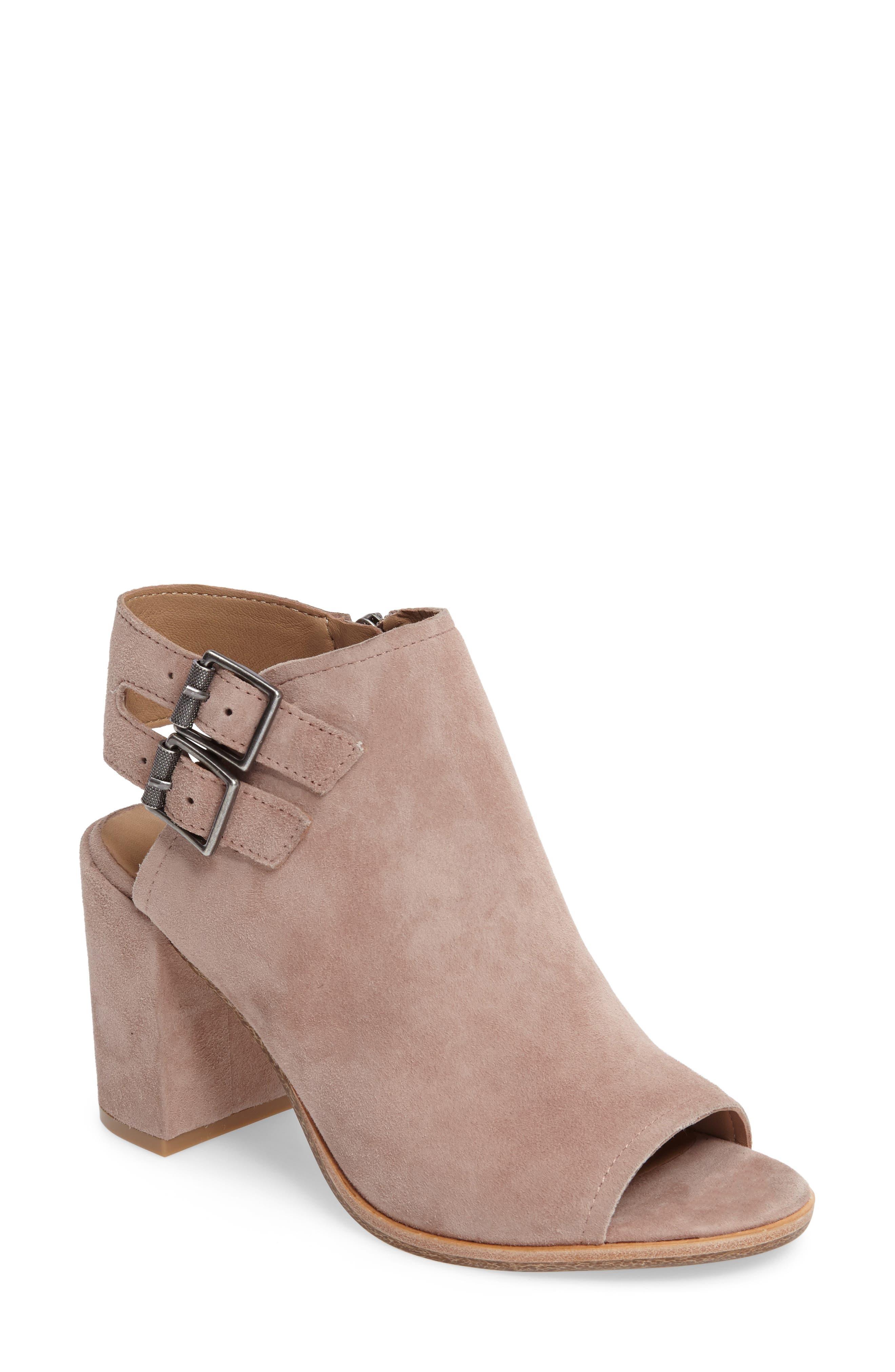 Alternate Image 1 Selected - Mercer Edit MelittleL8 Block Heel Sandal (Women)