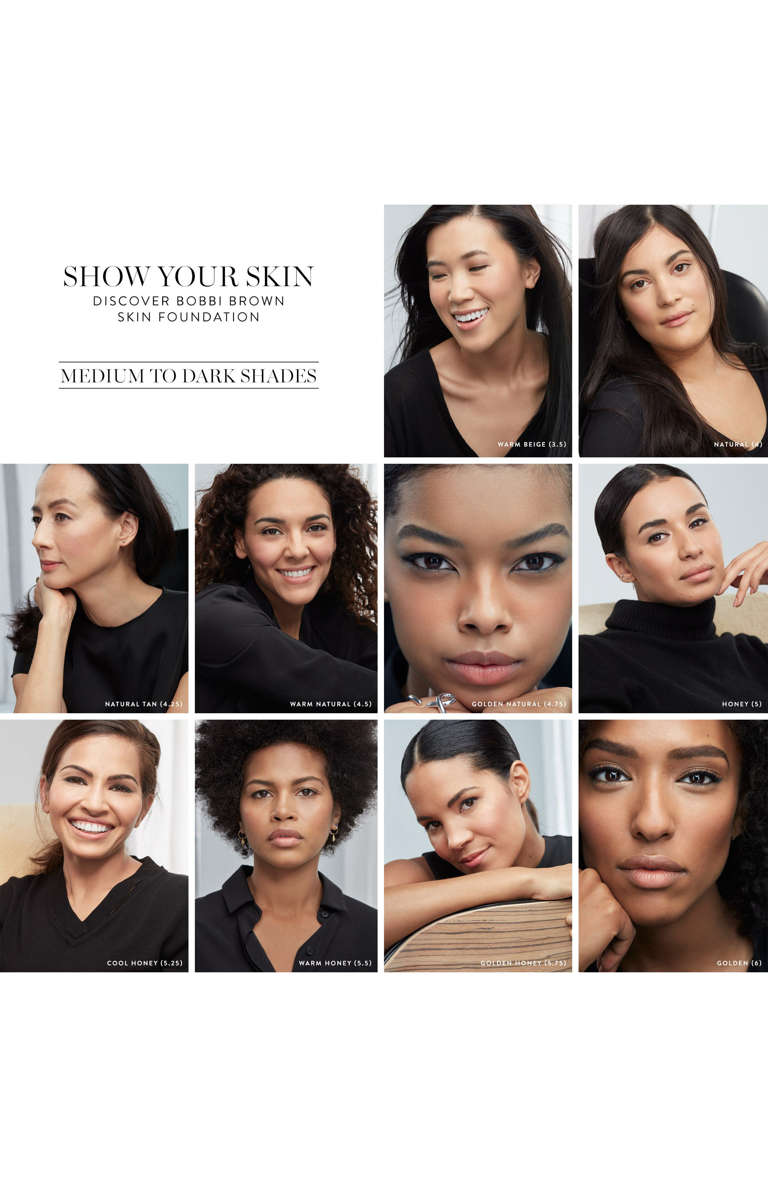 Alternate Image 6  - Bobbi Brown Skin Foundation SPF 15