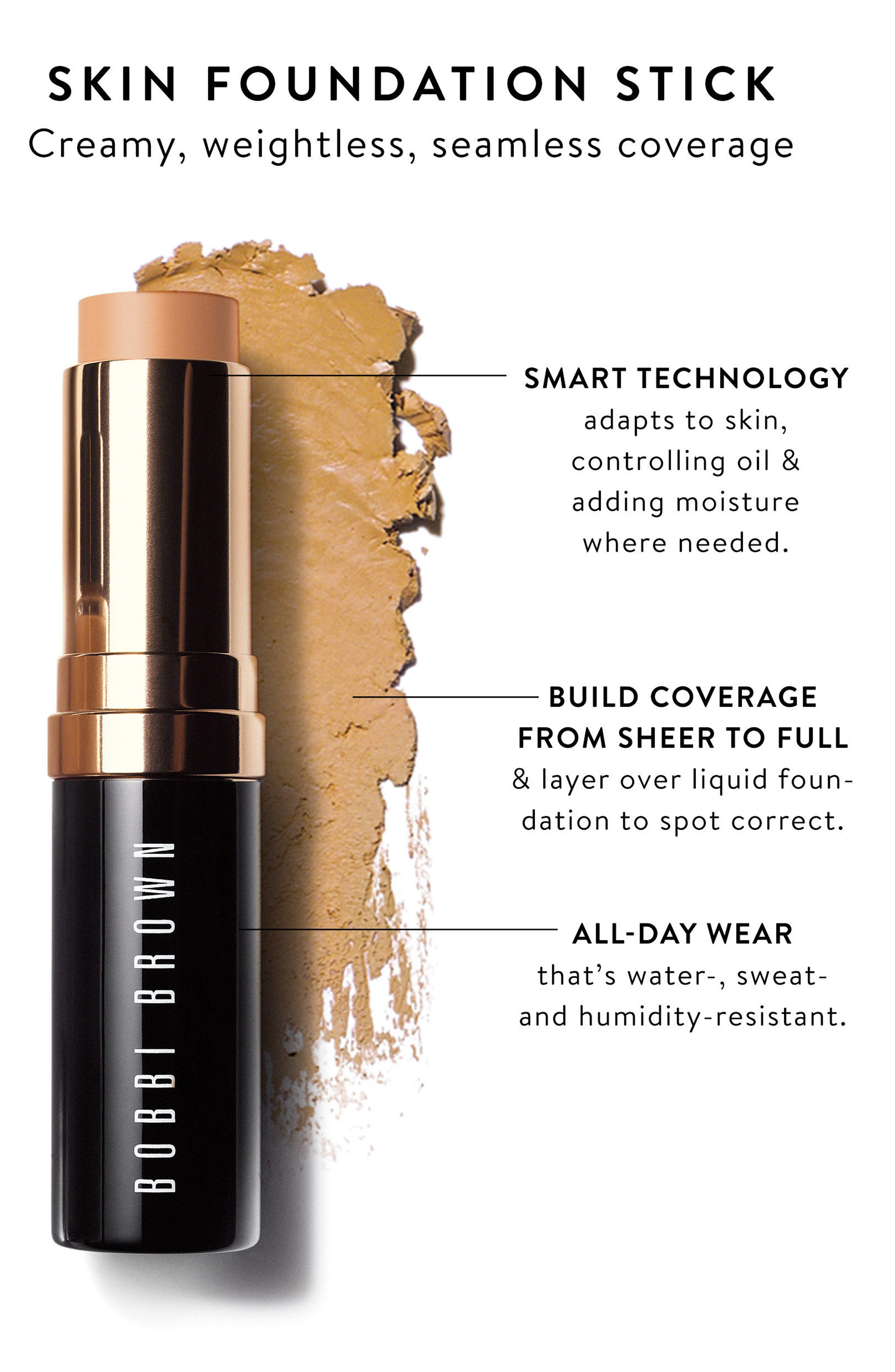 Alternate Image 2  - Bobbi Brown Skin Foundation Stick