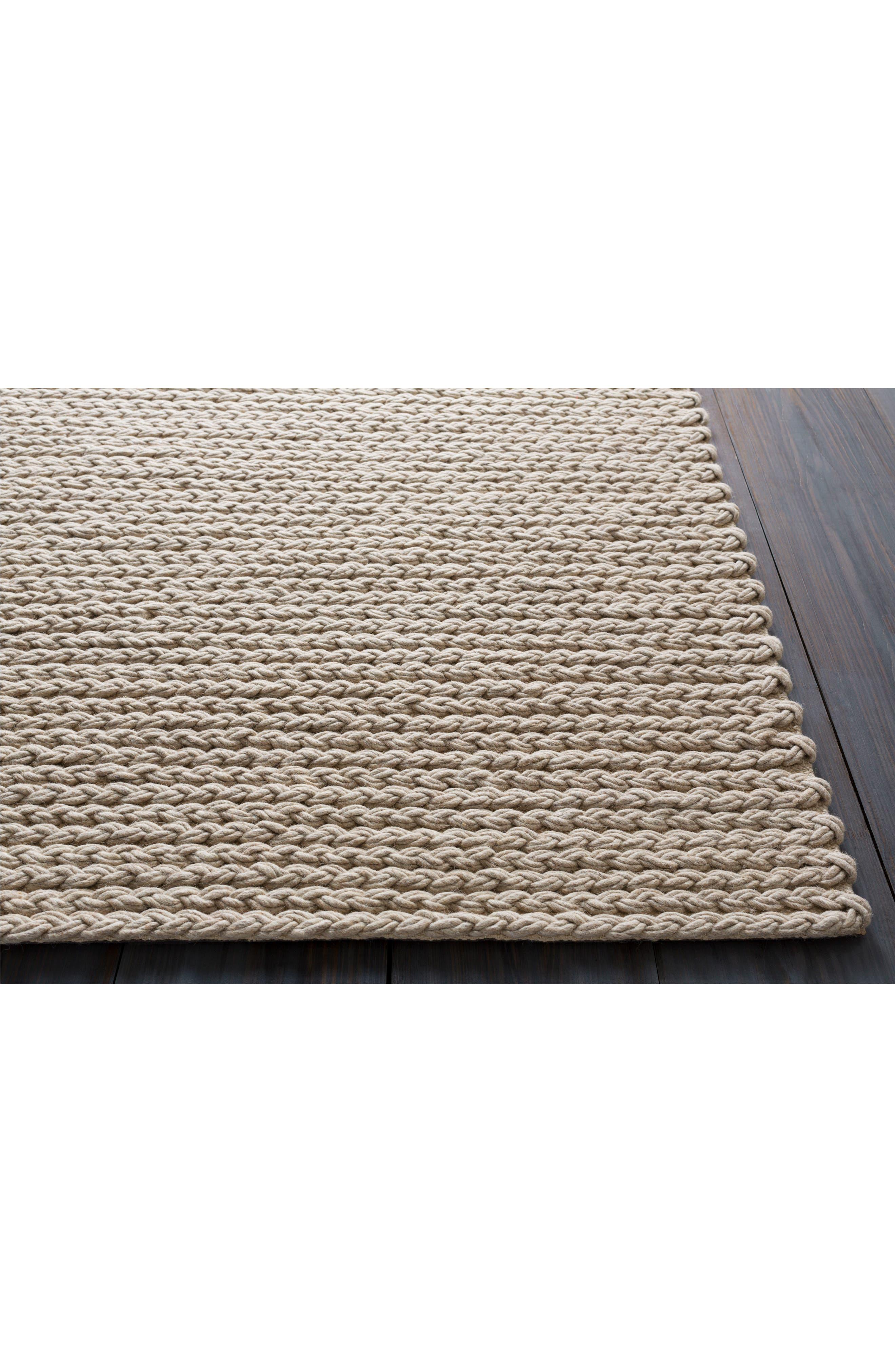 Alternate Image 2  - Surya Home 'Yukon' Hand Woven Wool Rug