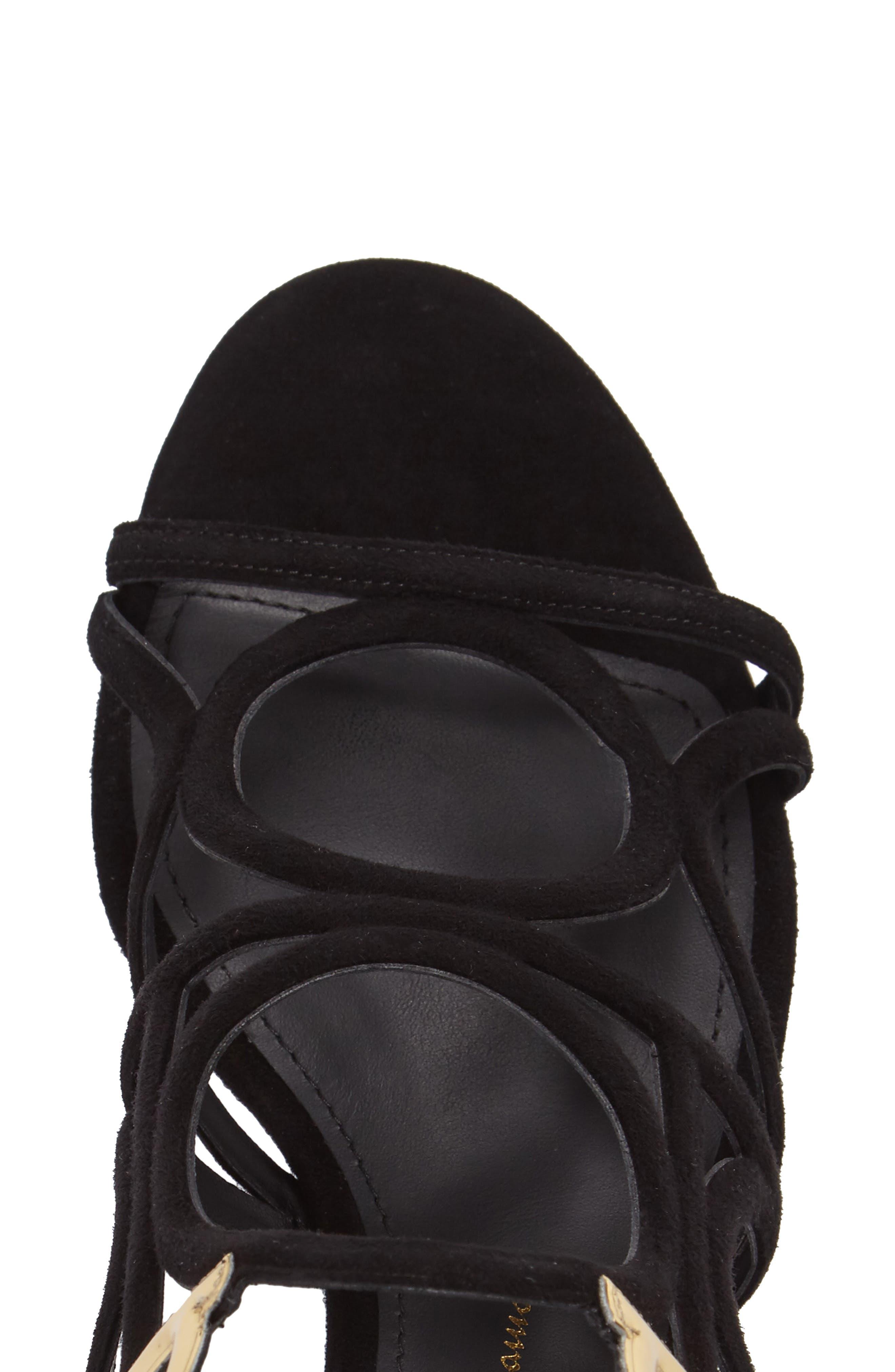 Alternate Image 5  - Salvatore Ferragamo Vinci Sandal (Women)