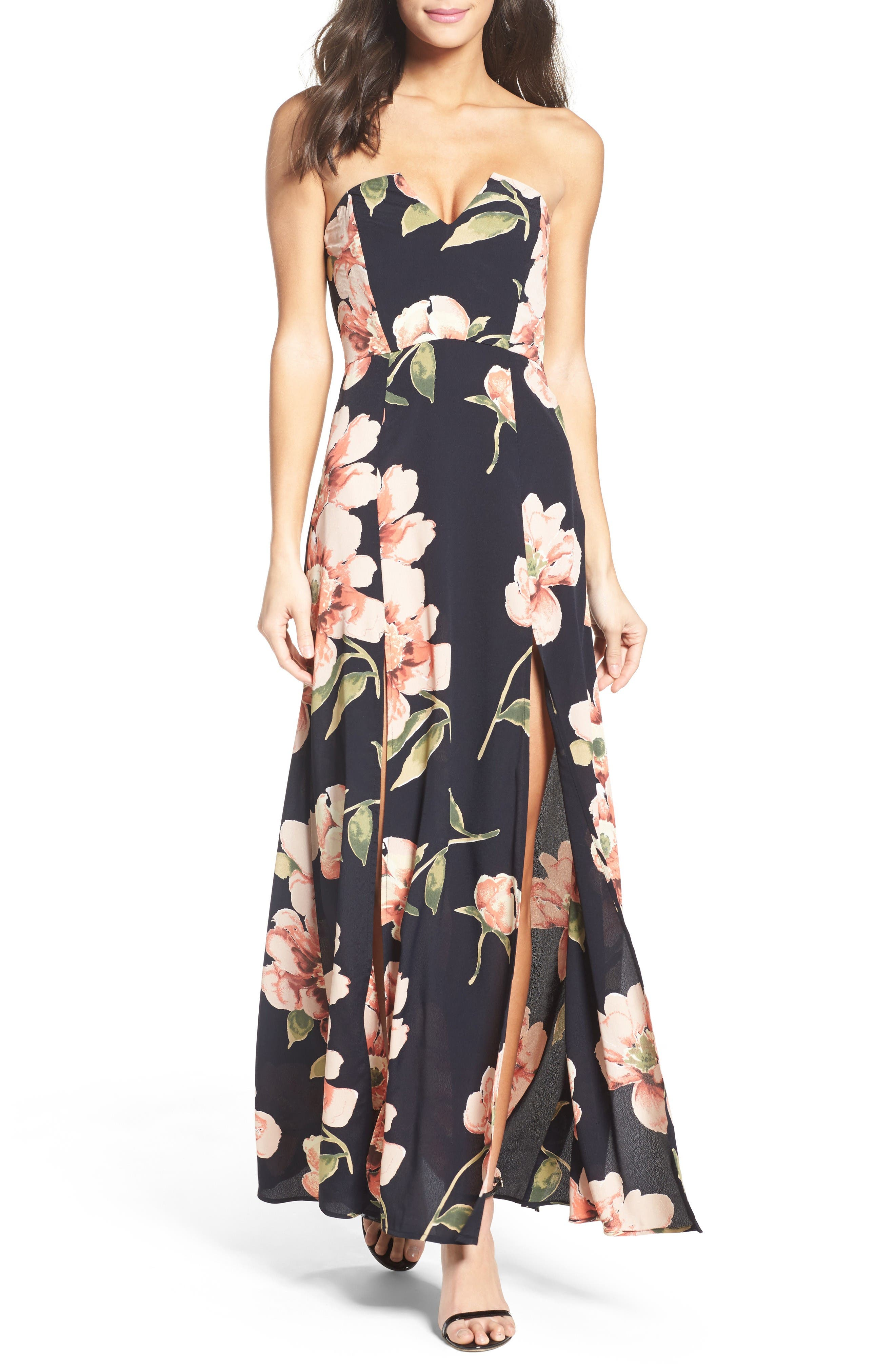Roe + May Luca Crepe Dress