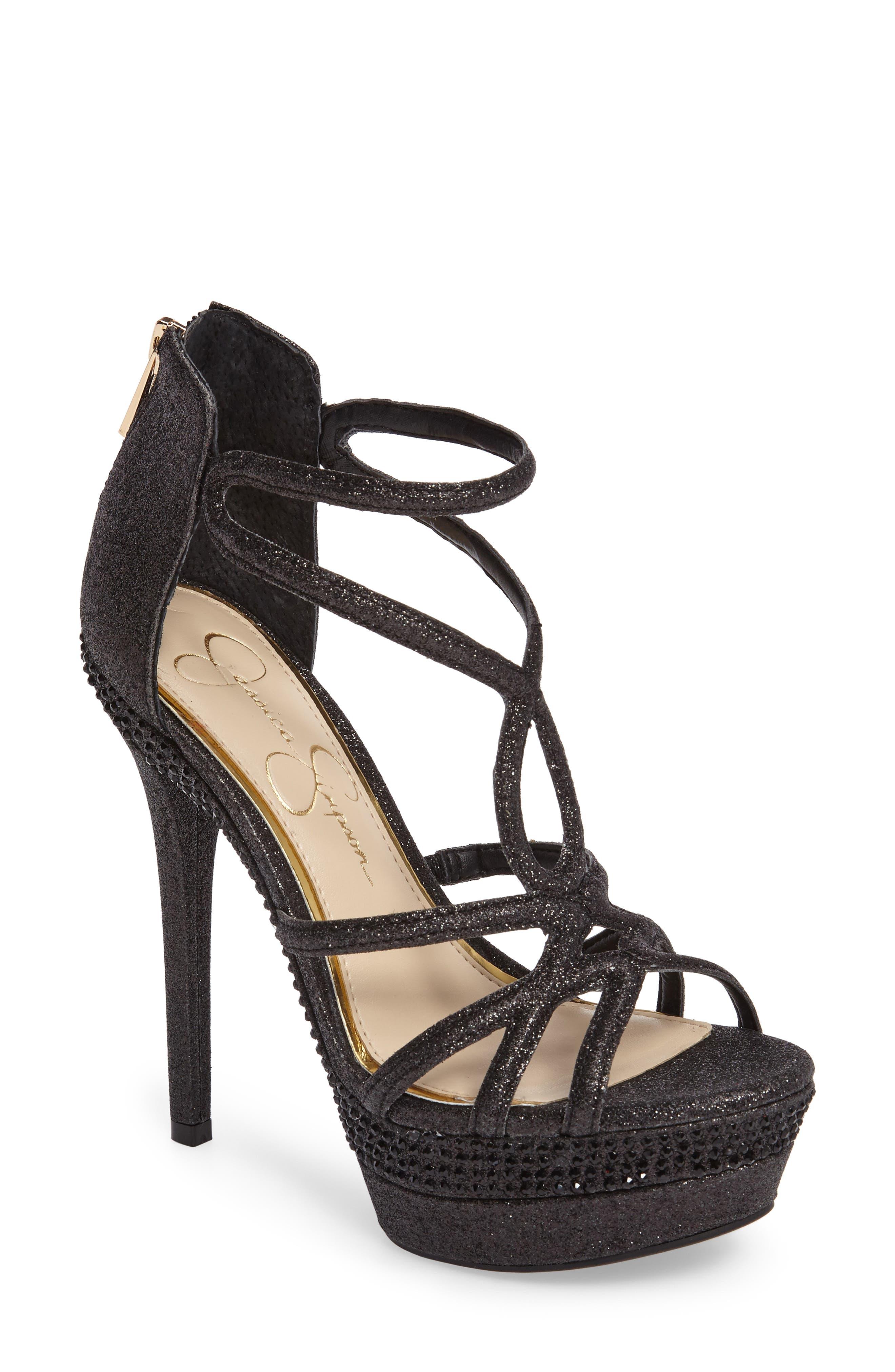 Jessica Simpson Rozmari Platform Sandal (Women)