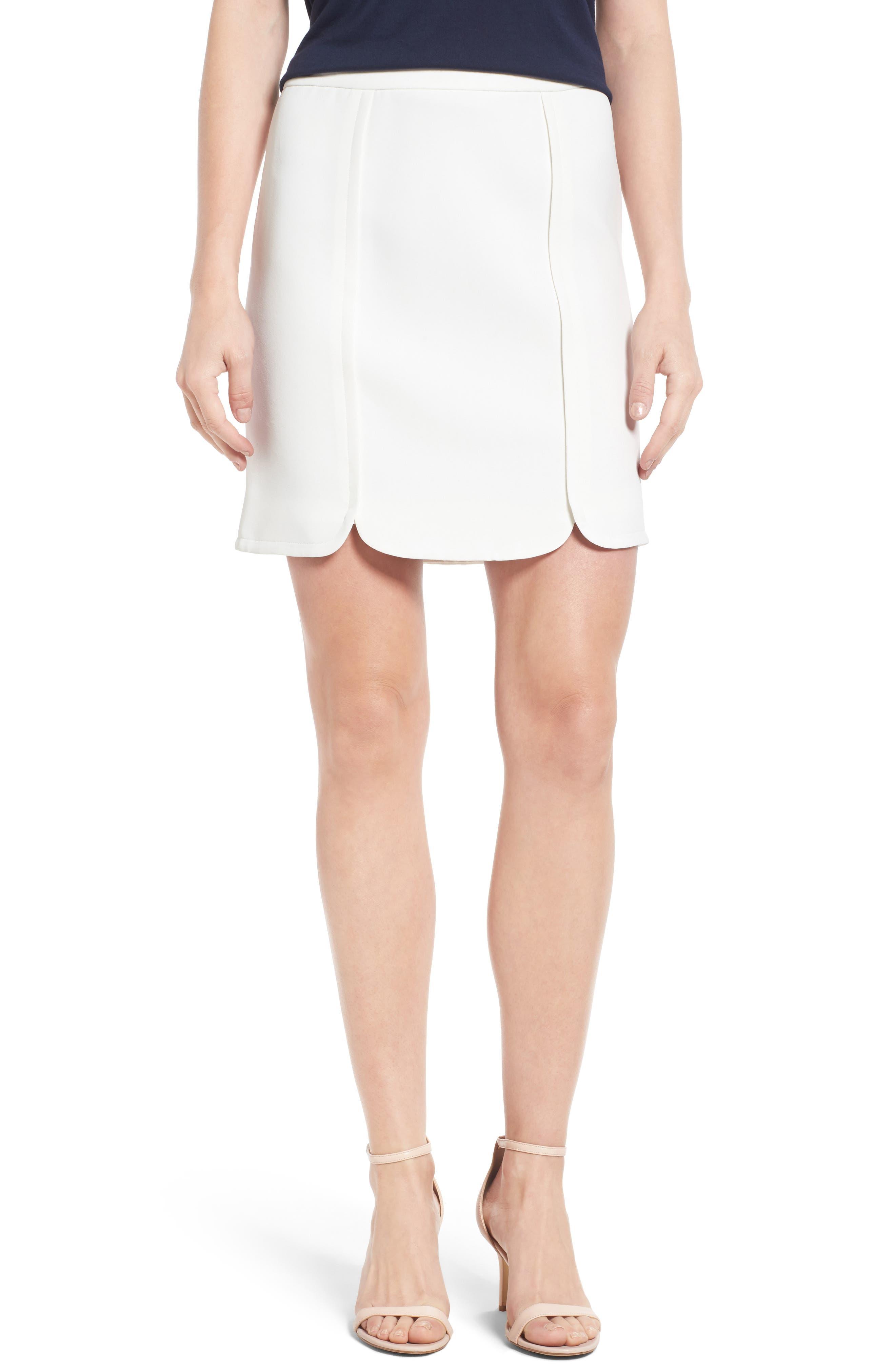 Draper James Margaret Miniskirt (Nordstrom Exclusive)