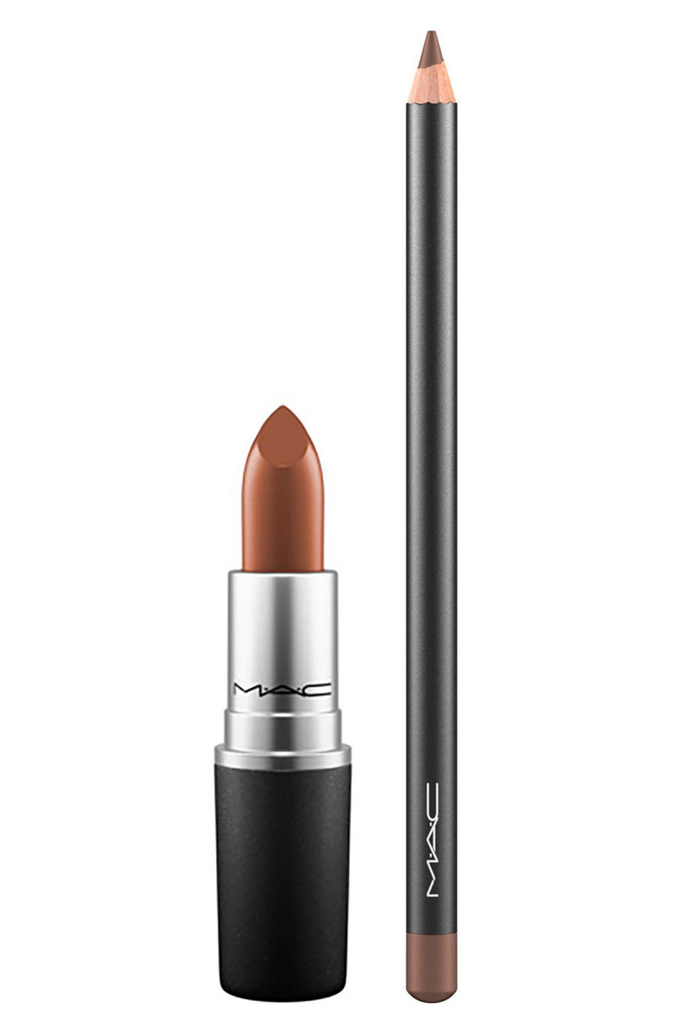MAC Photo & Cork Lipstick & Lip Pencil Duo