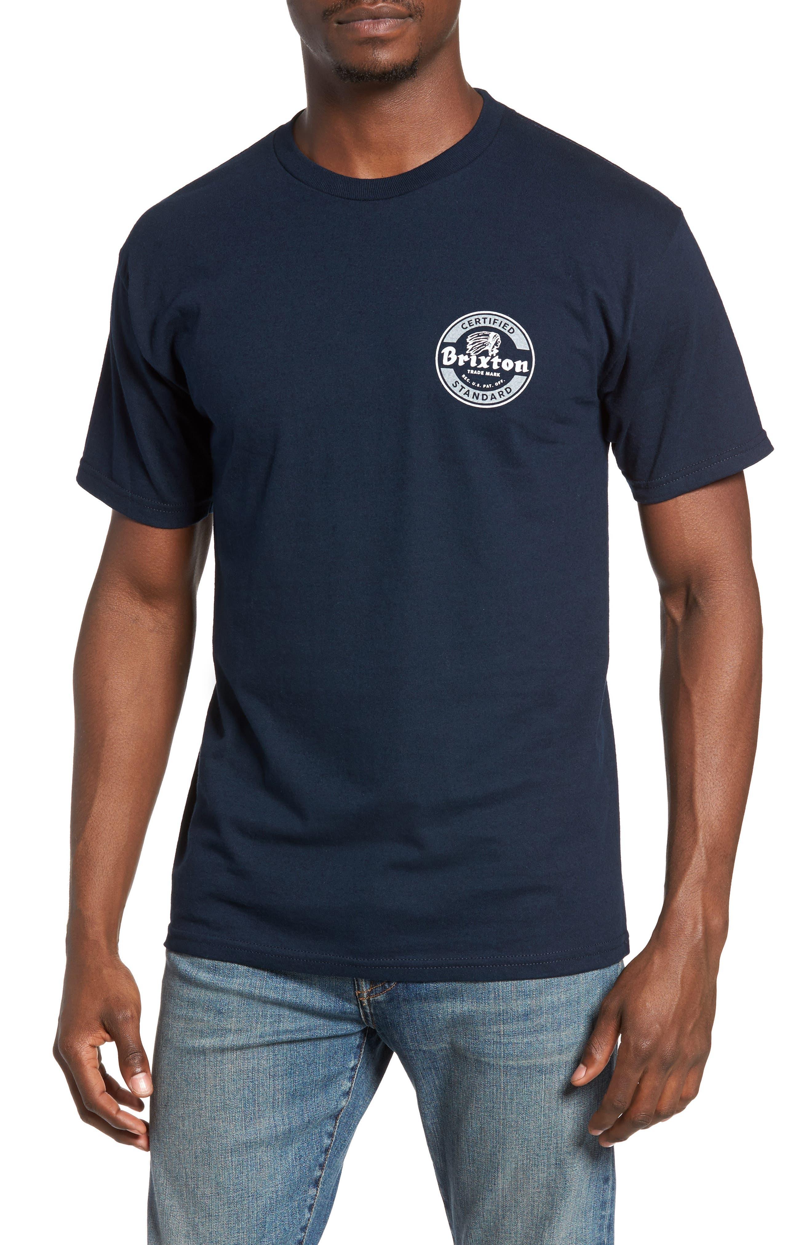 Brixton Soto Logo T-Shirt