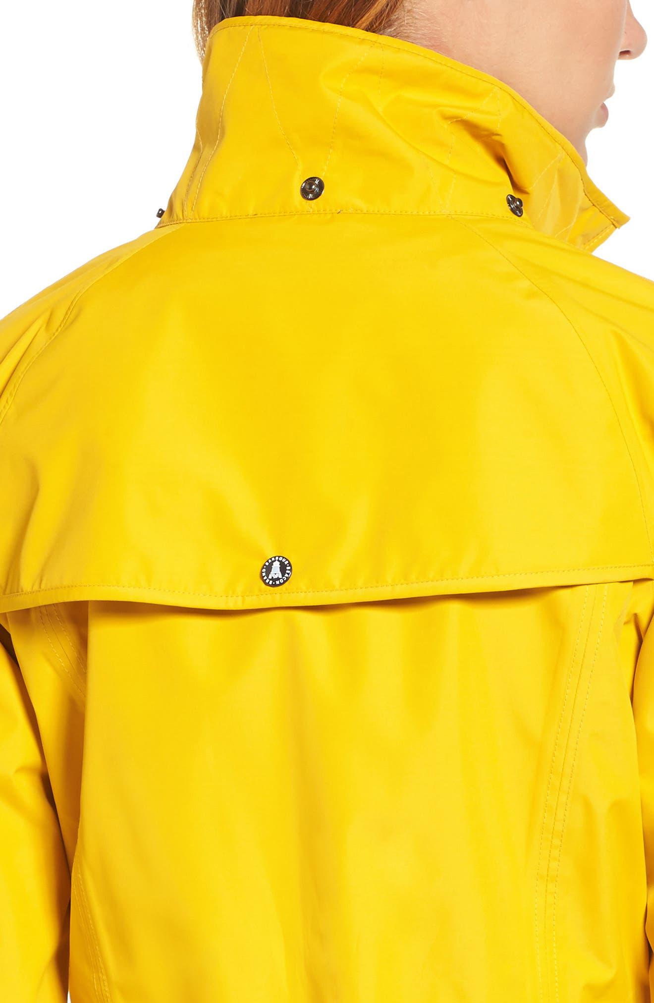 Alternate Image 4  - Barbour Trevose Waterproof Hooded Jacket