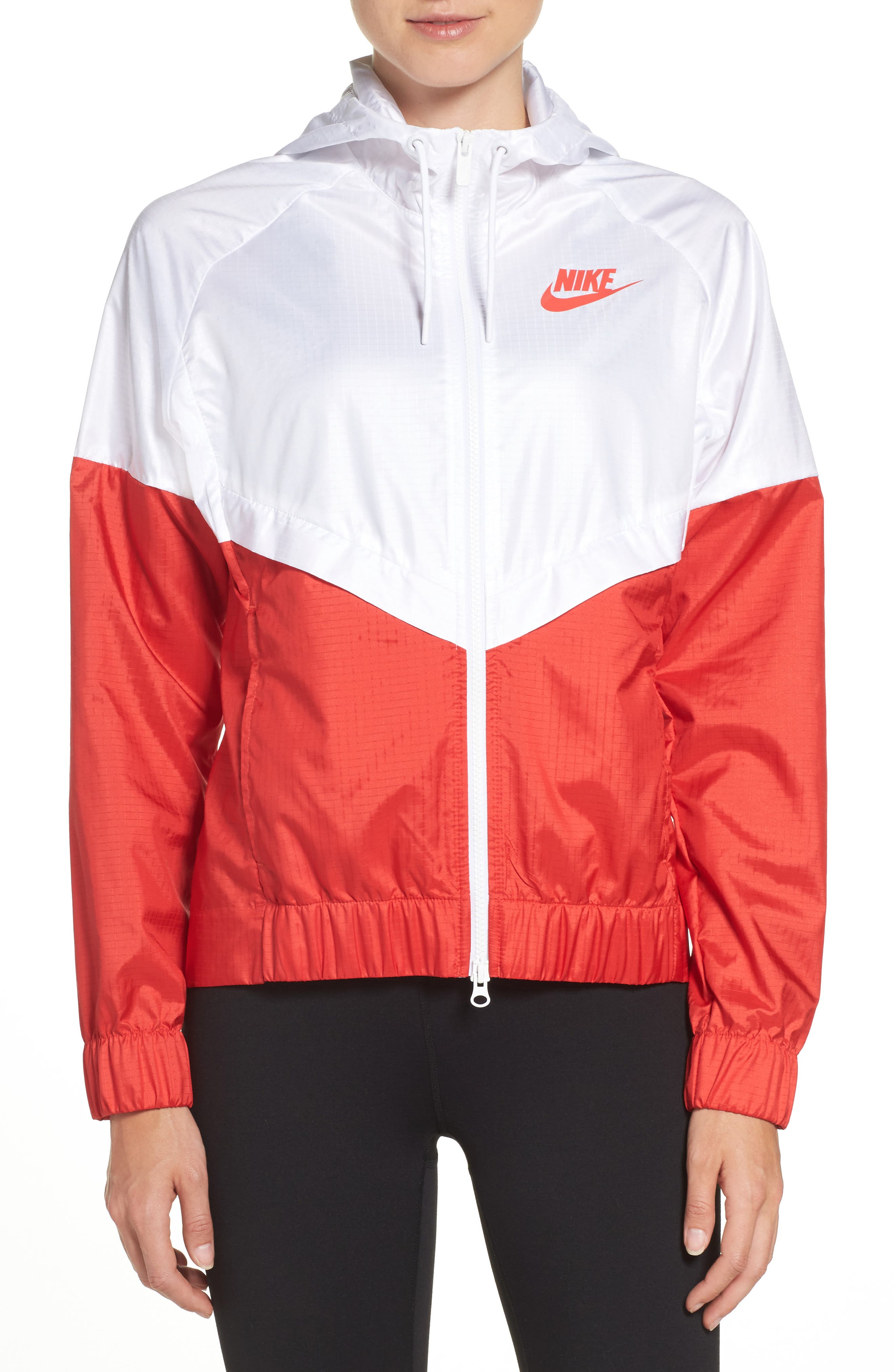 Nike 'Windrunner' Hooded Windbreaker Jacket