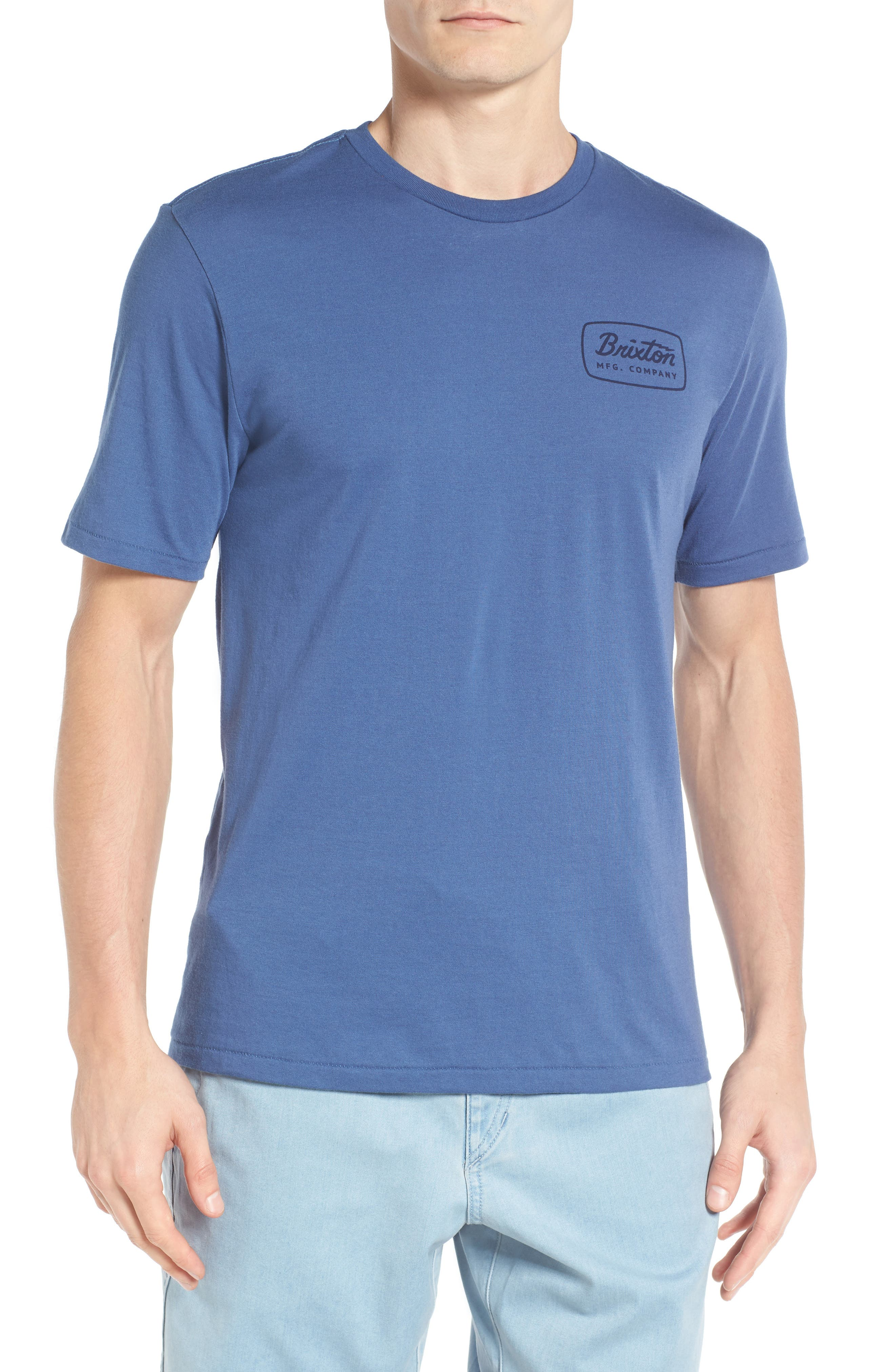 Brixton Jolt Graphic T-Shirt